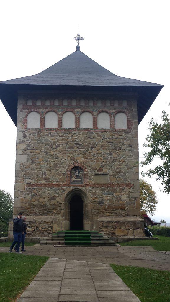 Biserica din Borzeşti