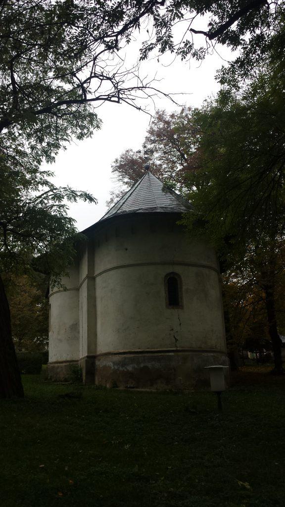 Capelă Tescani