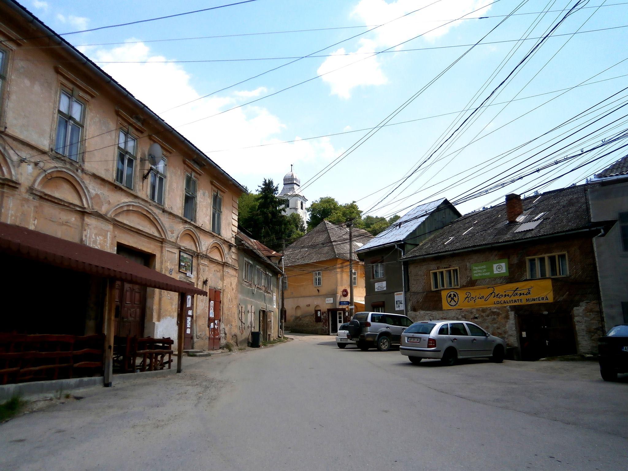 Roşia Montană - Centru