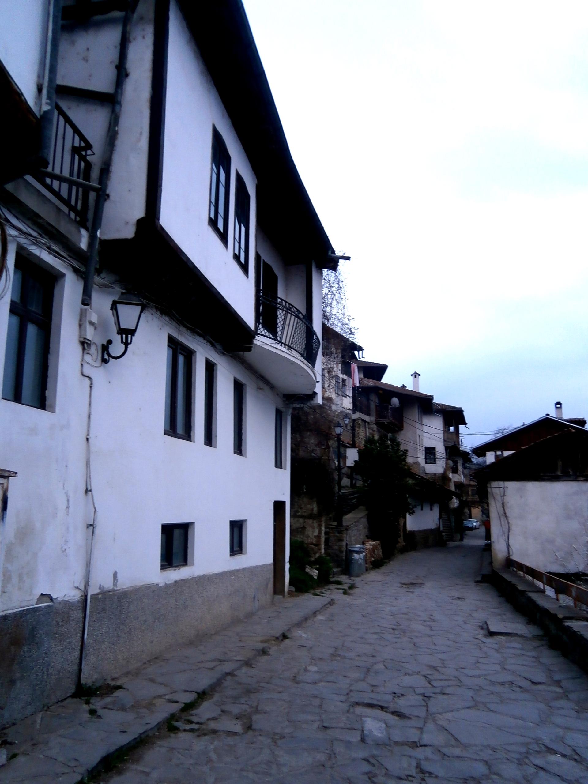 Strada General Gurko. Veliko Tarnovo
