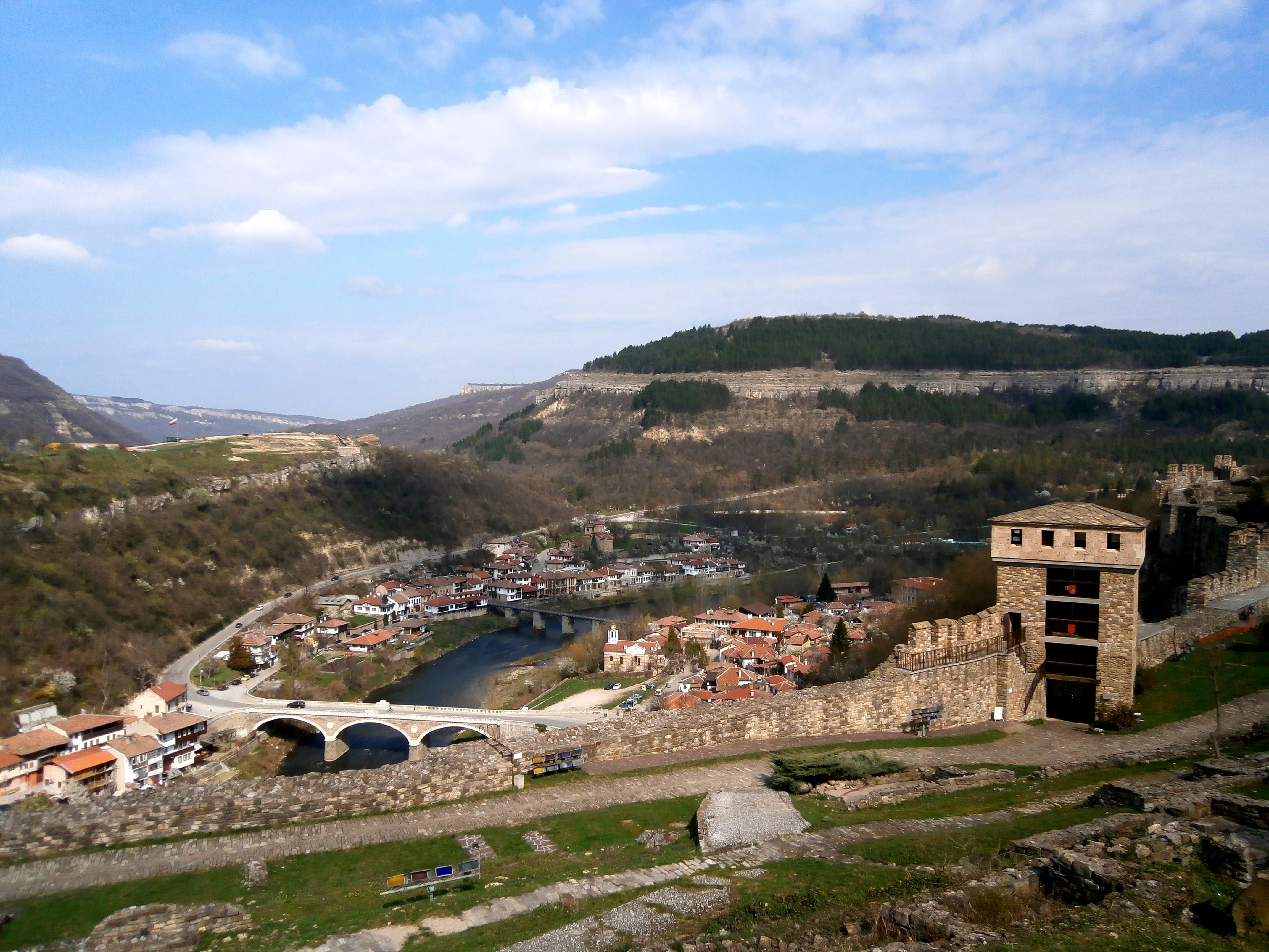 Tsarevets. Veliko Tarnovo.