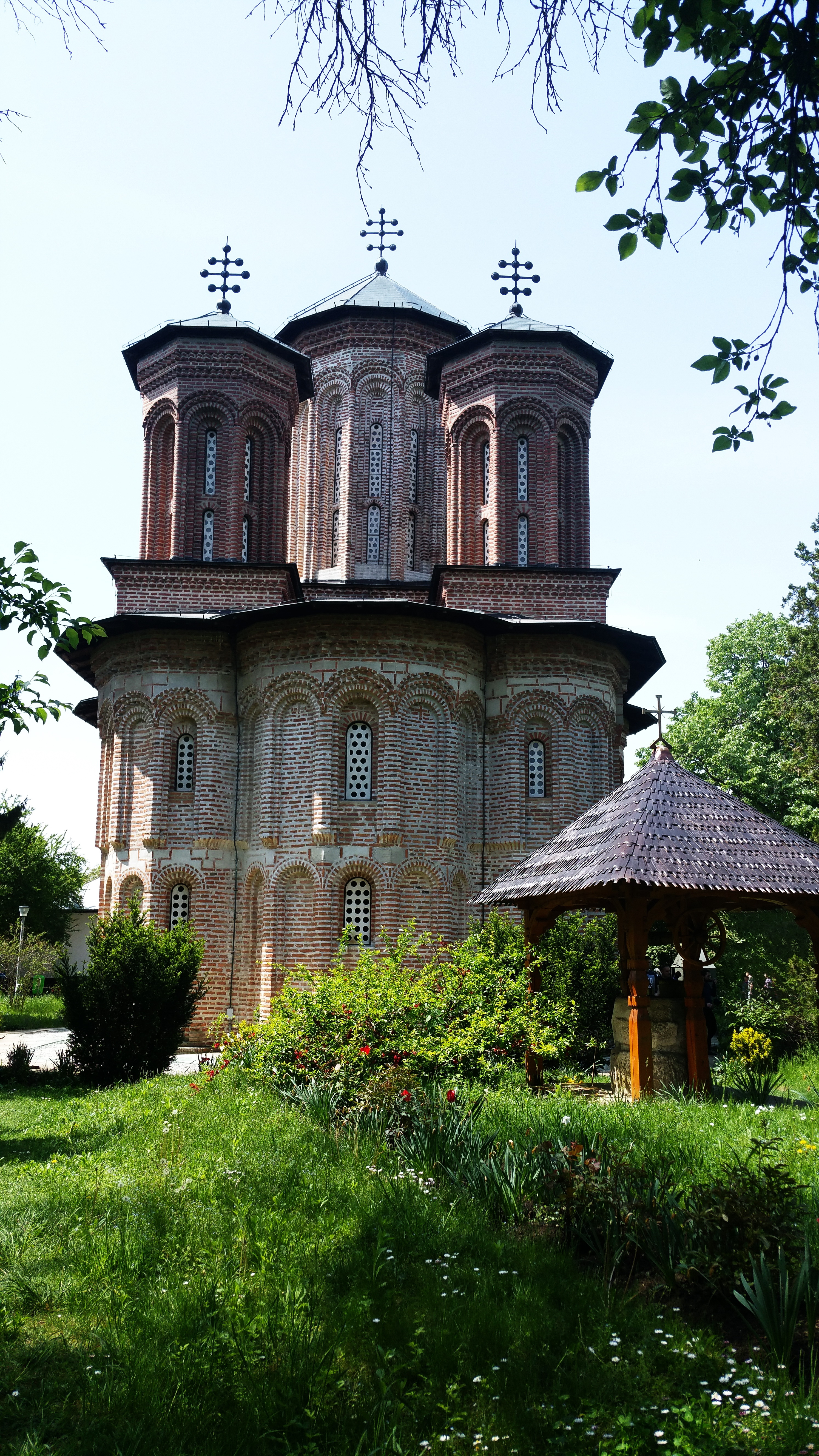Mânăstirea Snagov.