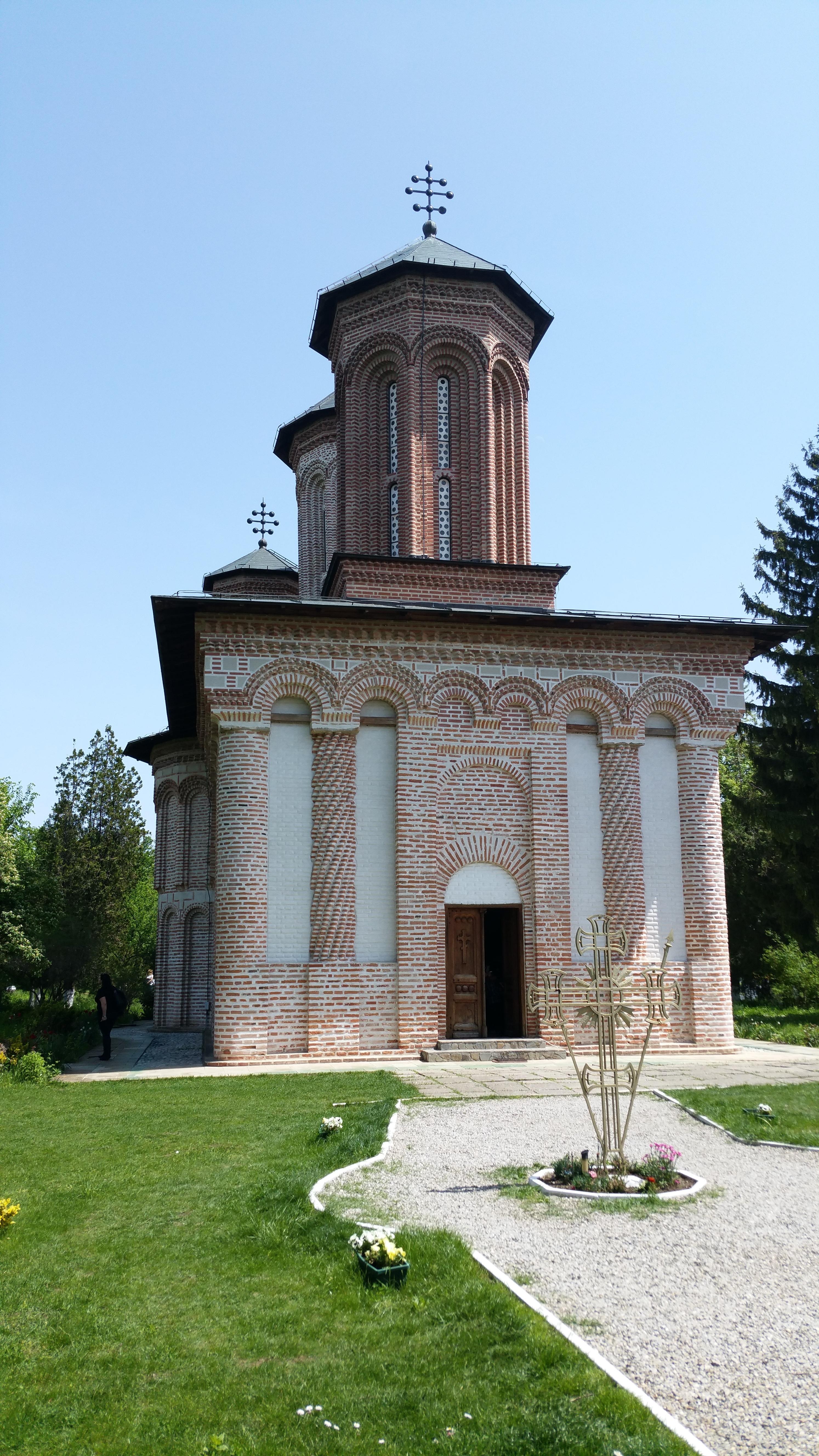 Biserica Snagov