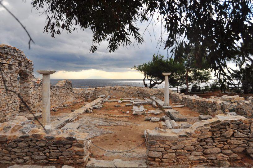 Situl arheologic din Aliki