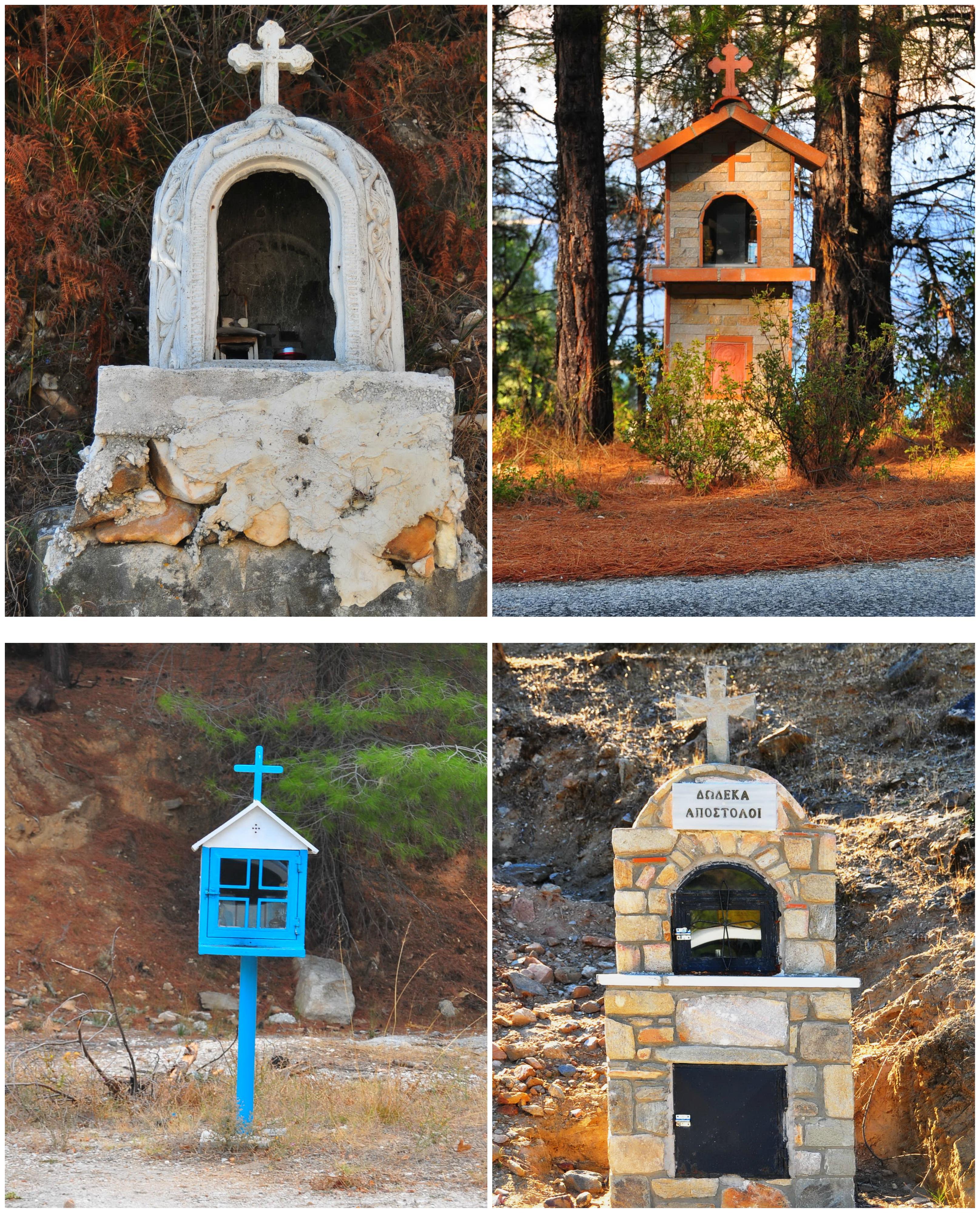 Monumente Thassos