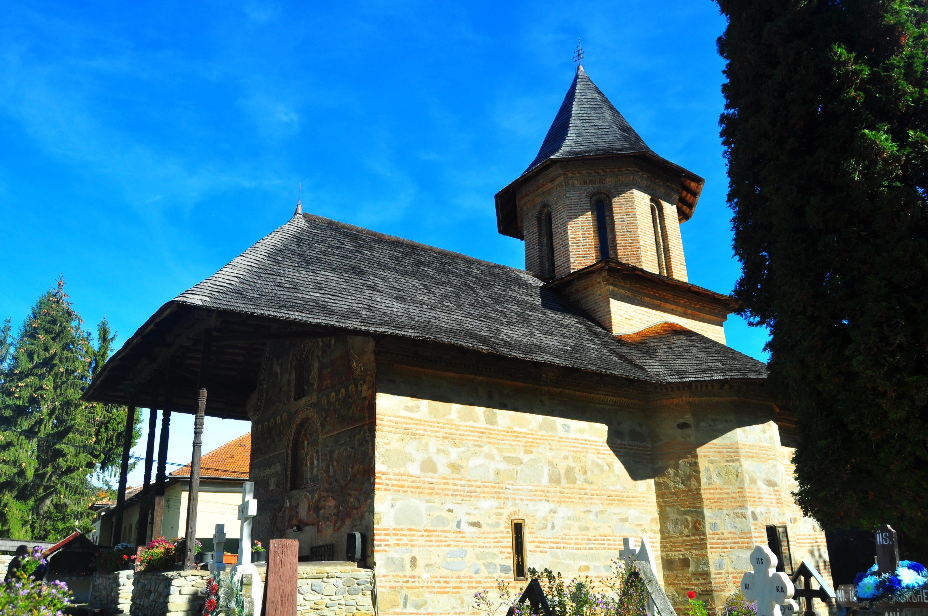 Biserica din Brădet