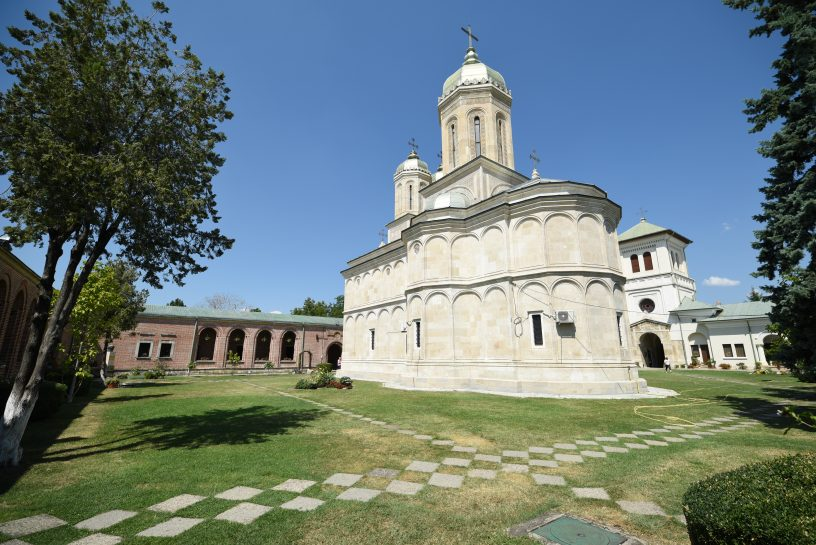 Biserica Sfântul Nicolae. Mânăstirea Dealu