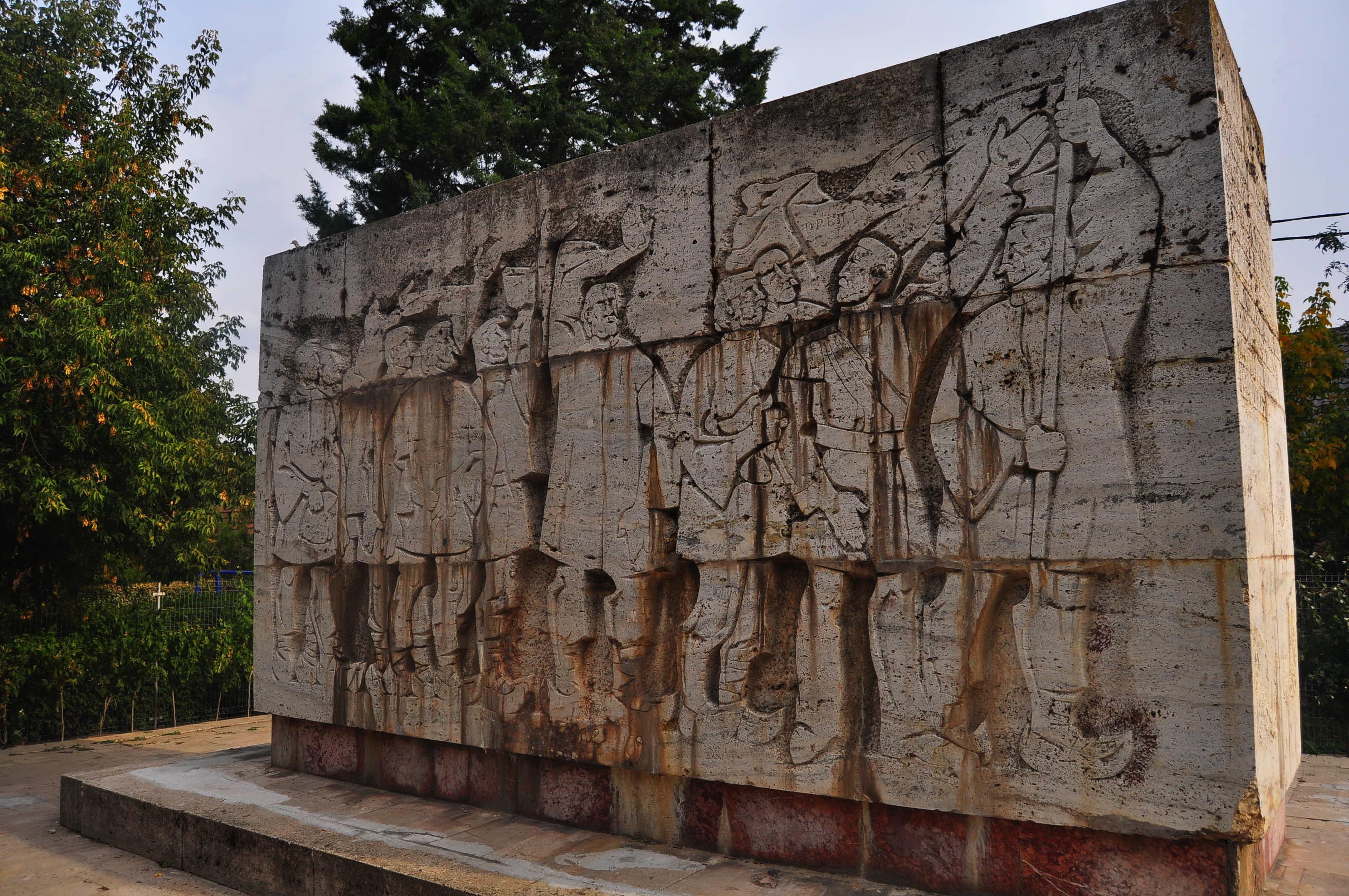 Monumentul comemorativ al Adunării de la Islaz (1848)