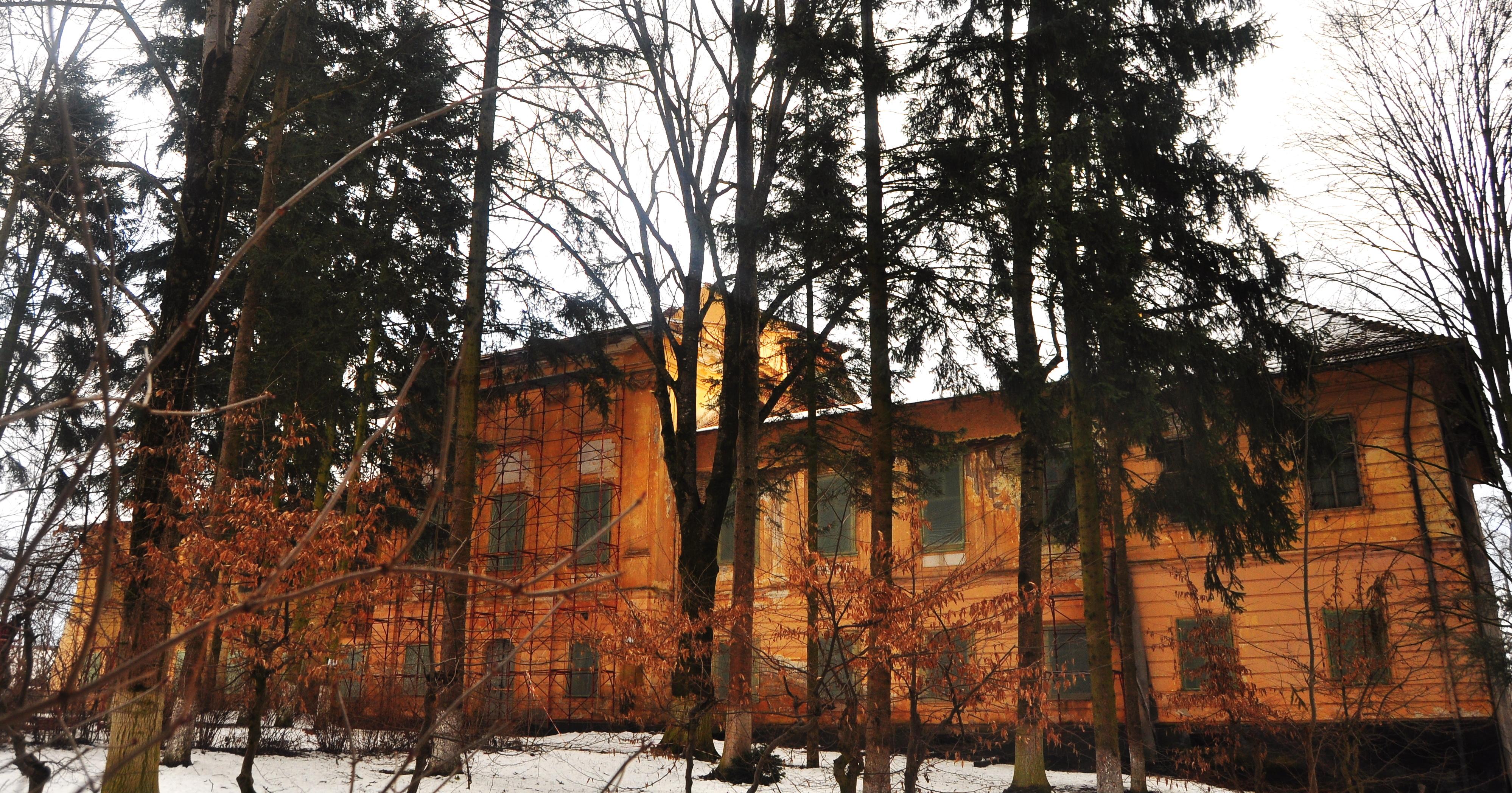 Castelul Brukenthal Sâmbata de Jos