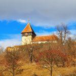 Biserica evanghelică fortificată din Rodbav, Judeţul Braşov