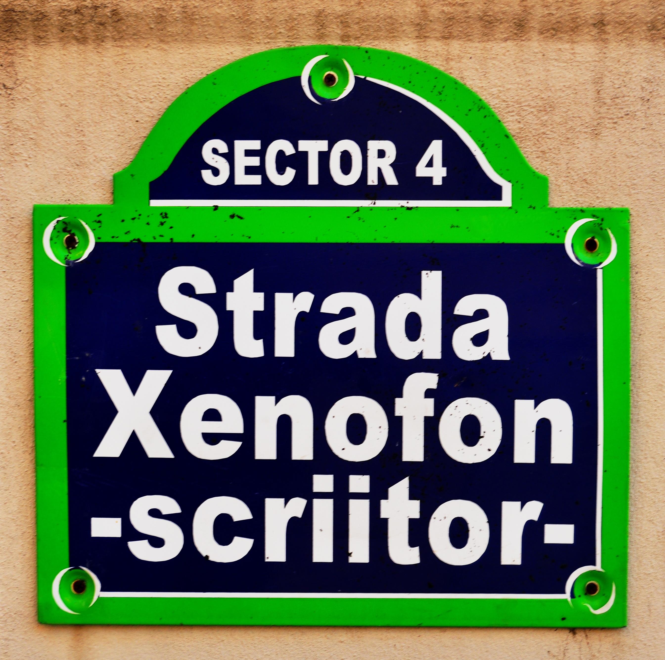 Strada Xenofon