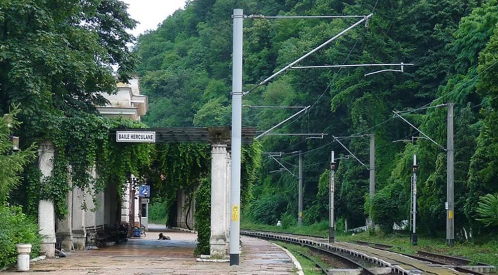 Gara Băile Herculane via www.banatulazi.ro
