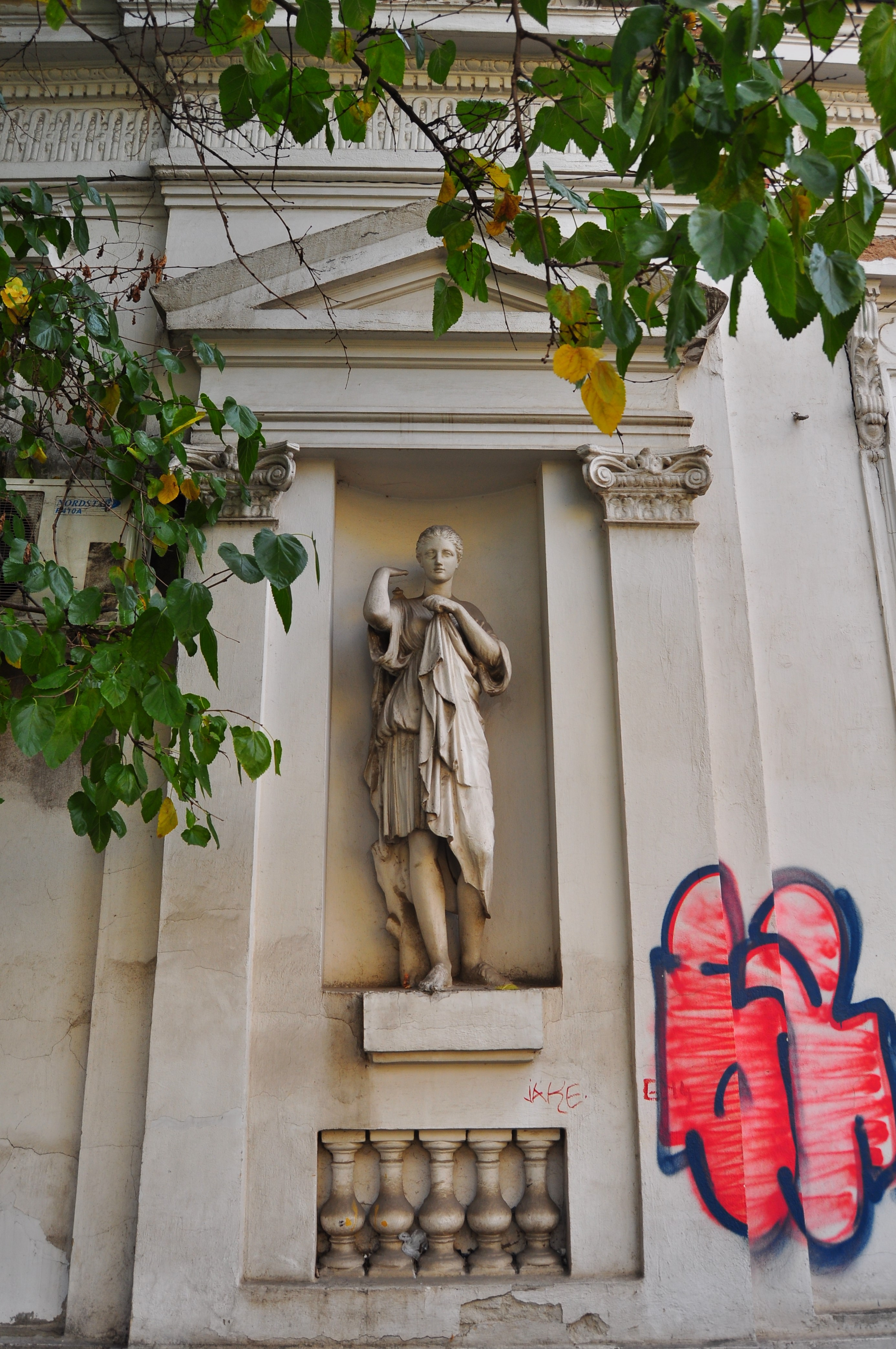 Casa cu firidă - Strada Grigore Alexandrescu