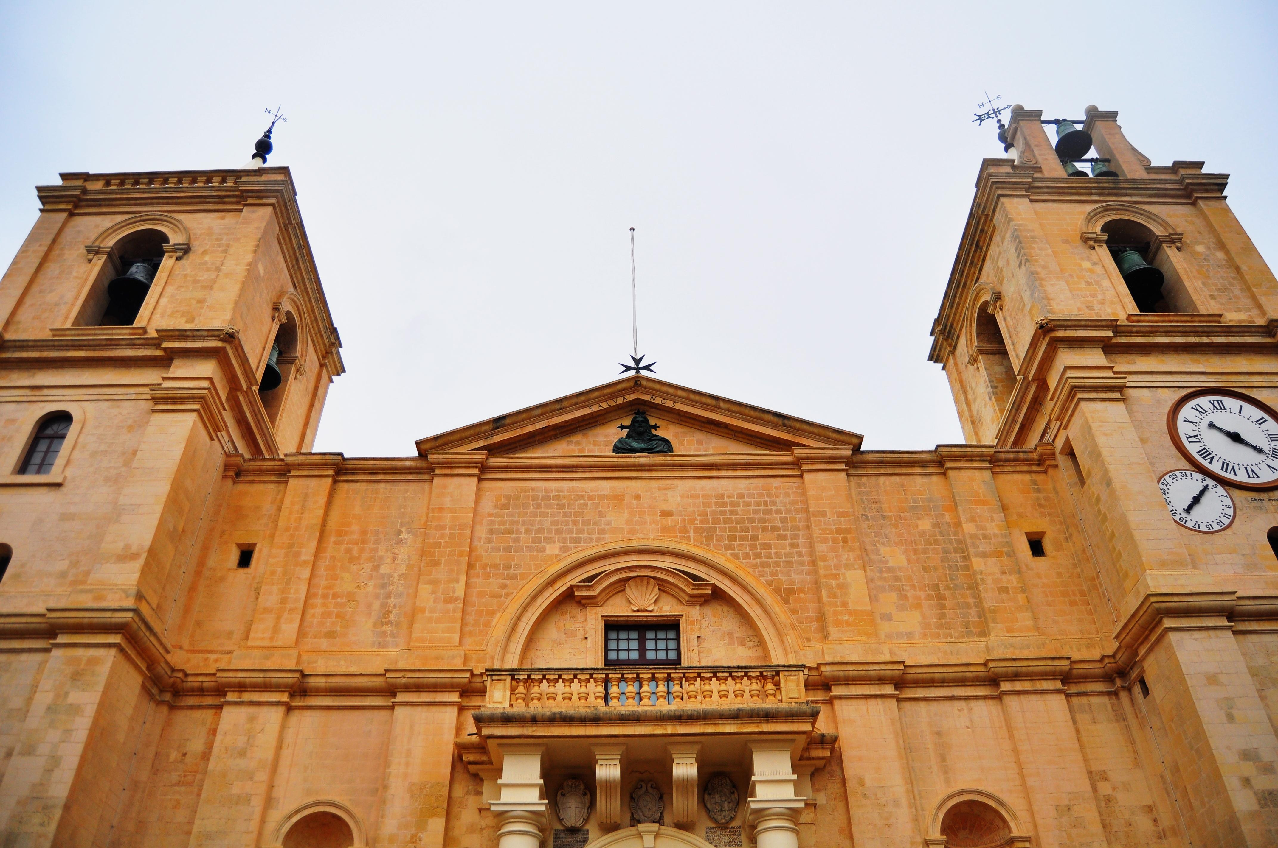 Catedrala Sf. Ioan Botezătorul (St John Co-Cathedral). Malta