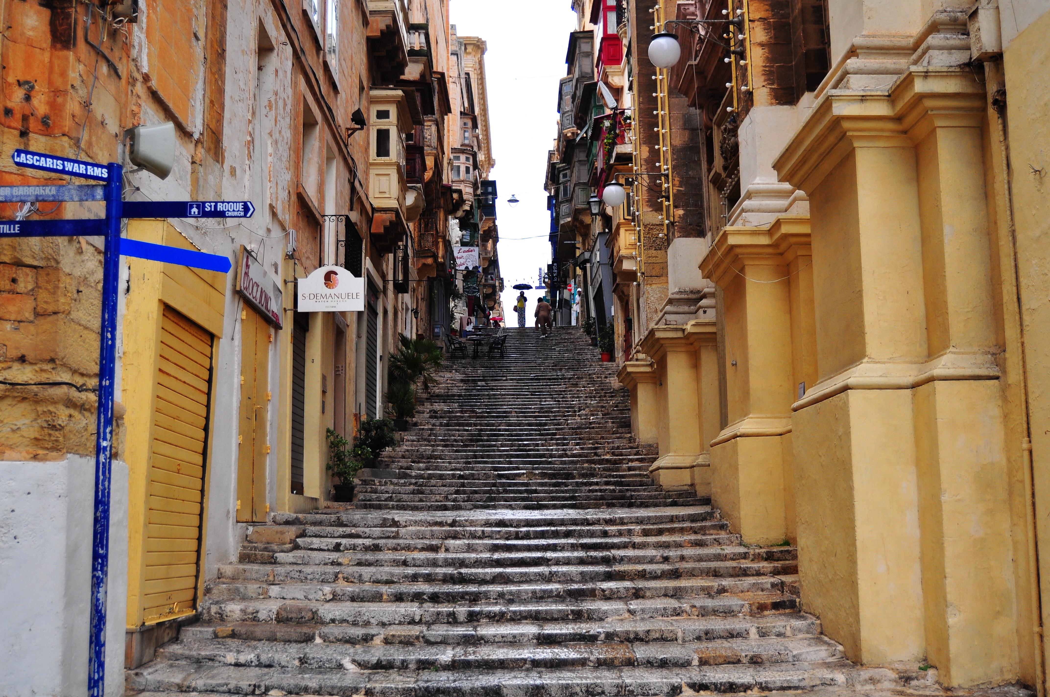 Valleta. Malta