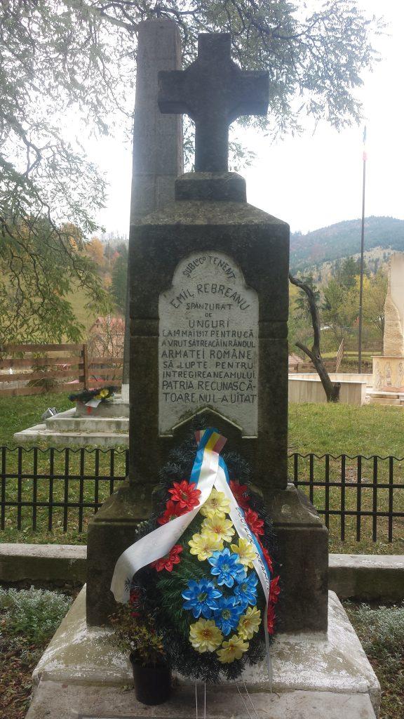 Mormântul lui Emil Rebreanu