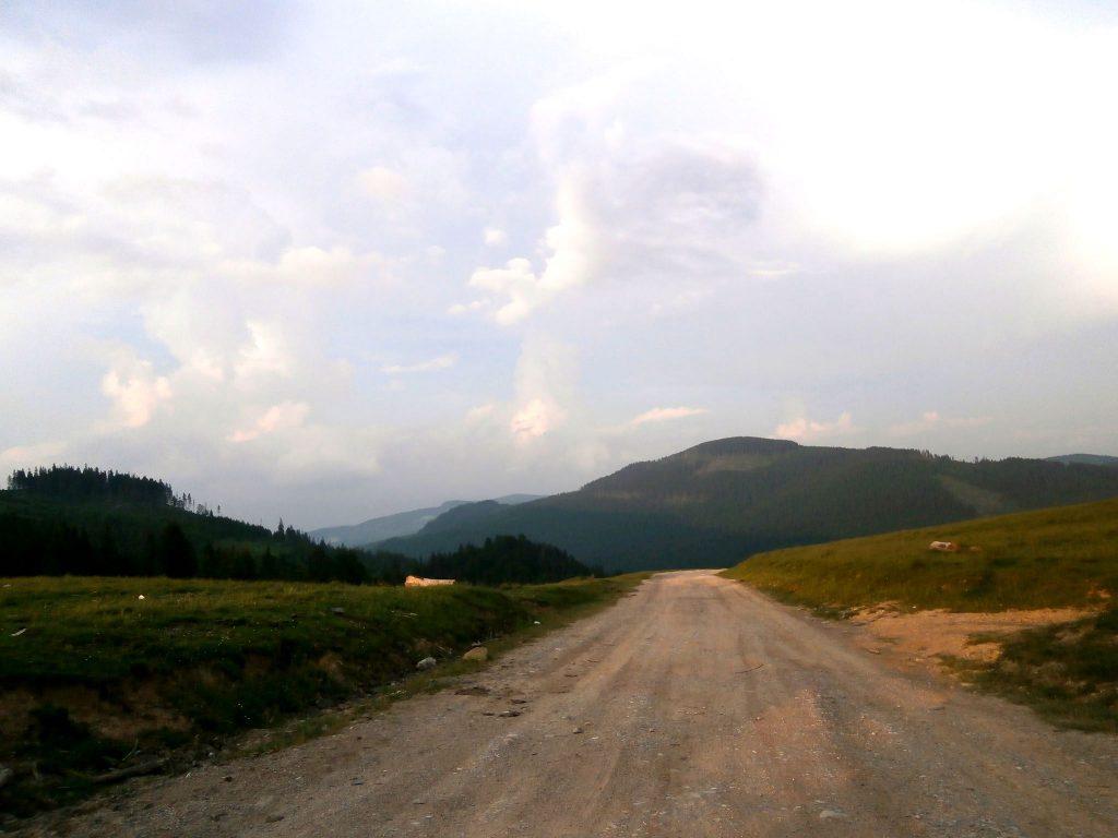 Drumul Judeţean 763 Padiş - Doda Pilii