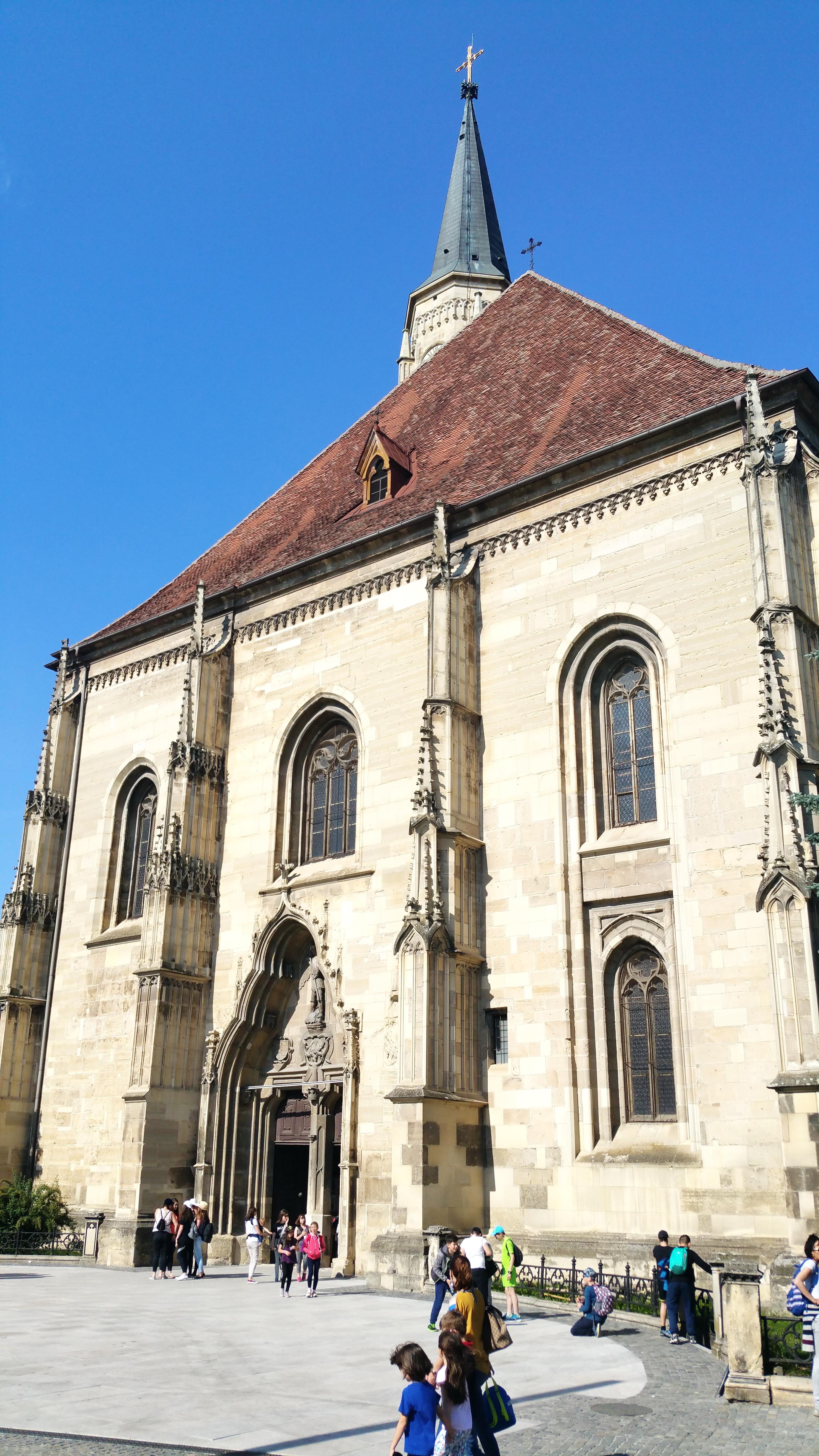 Biserica Romano-Catolică Sfântul Mihail