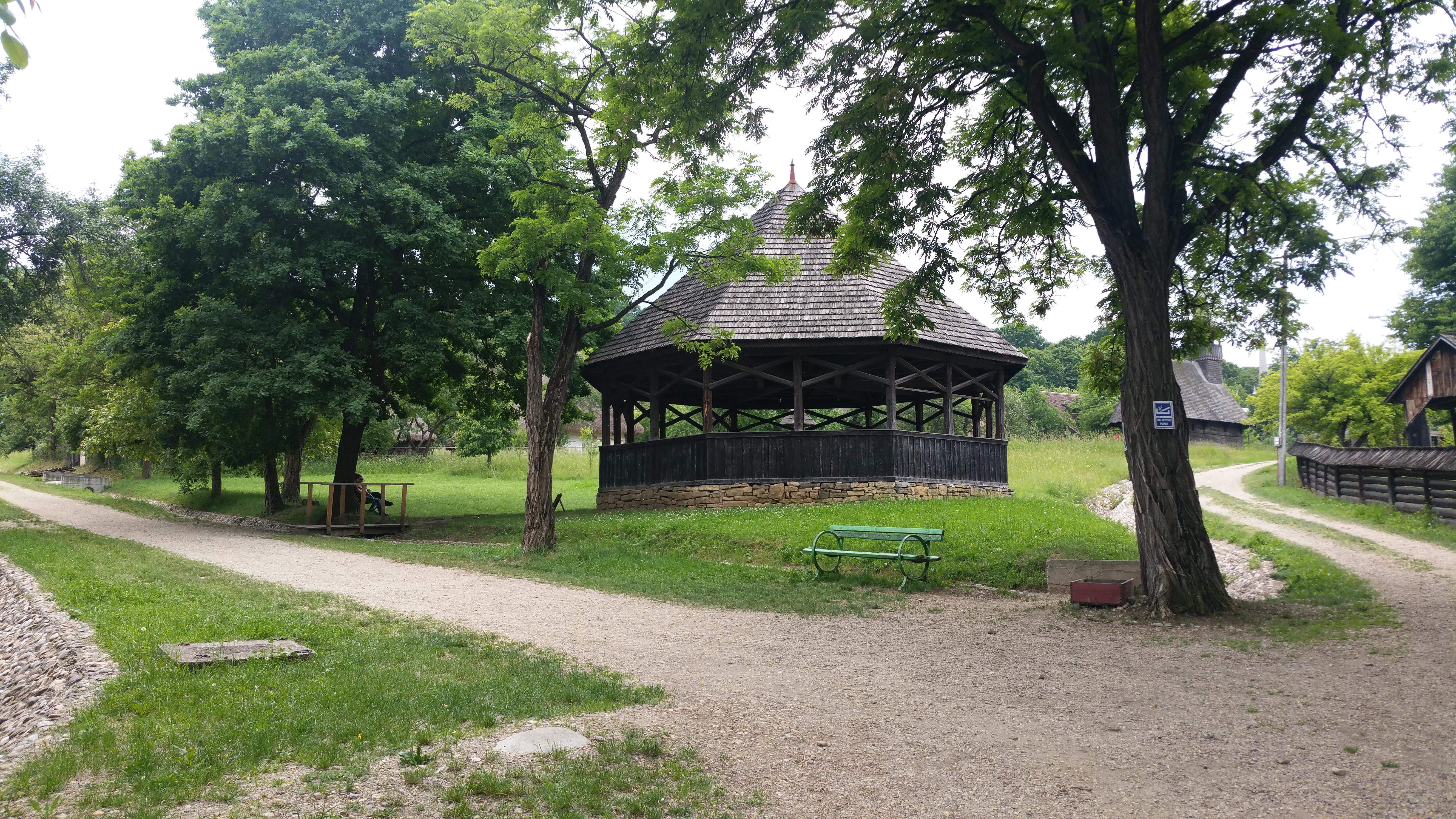 Parcul Etnografic. Cluj.