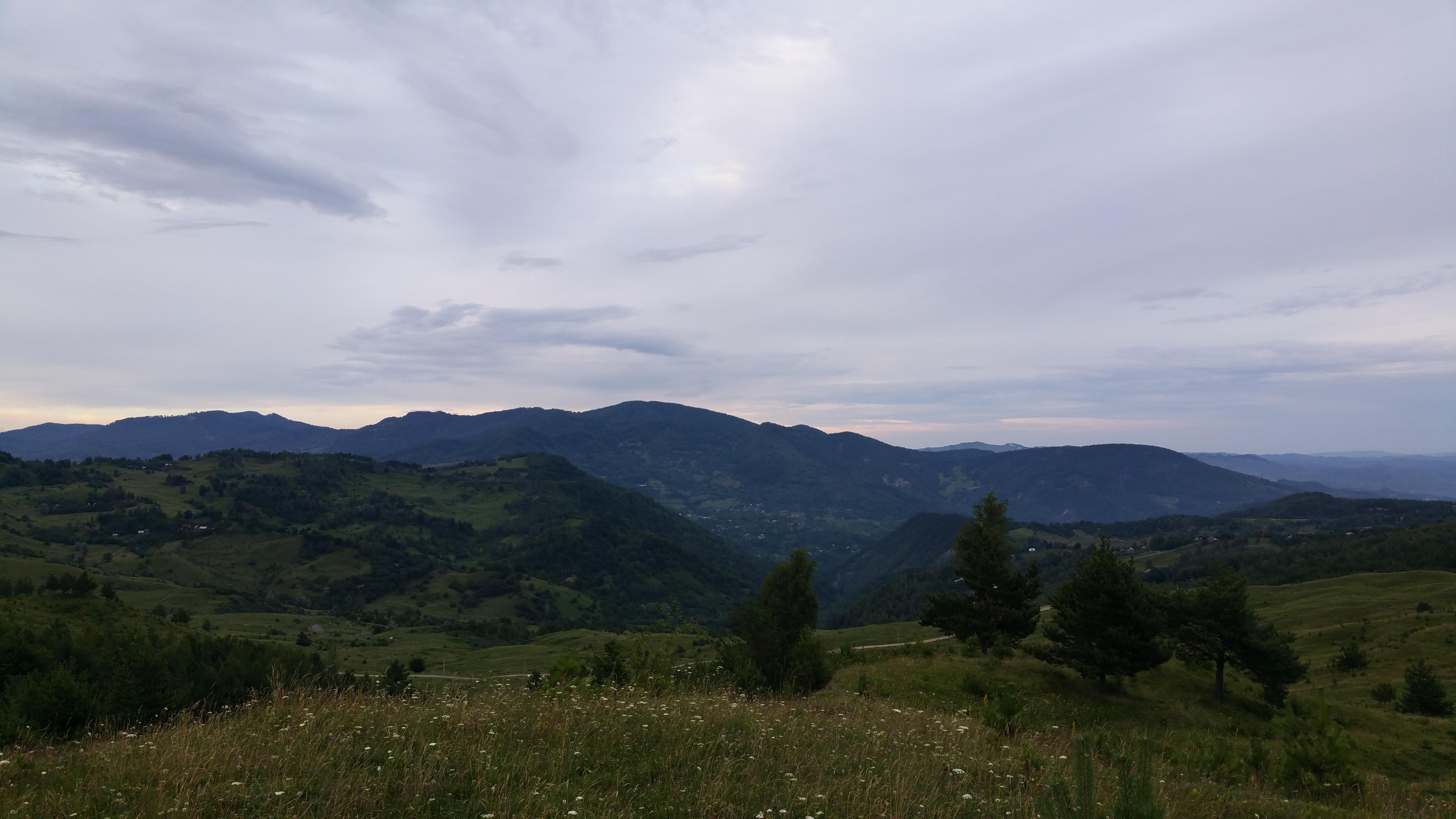 Drum forestier Gura Teghii - Lopătari