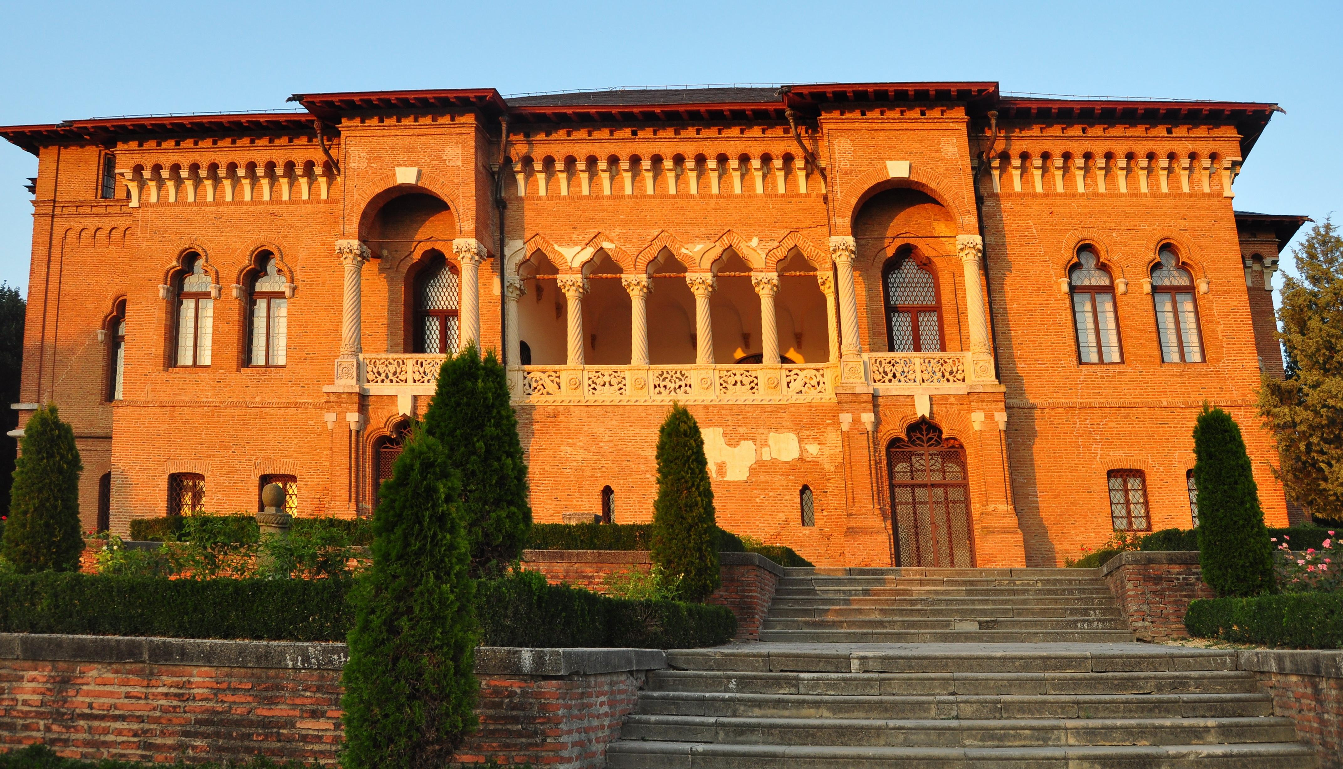 Palatul Mogoşoaia