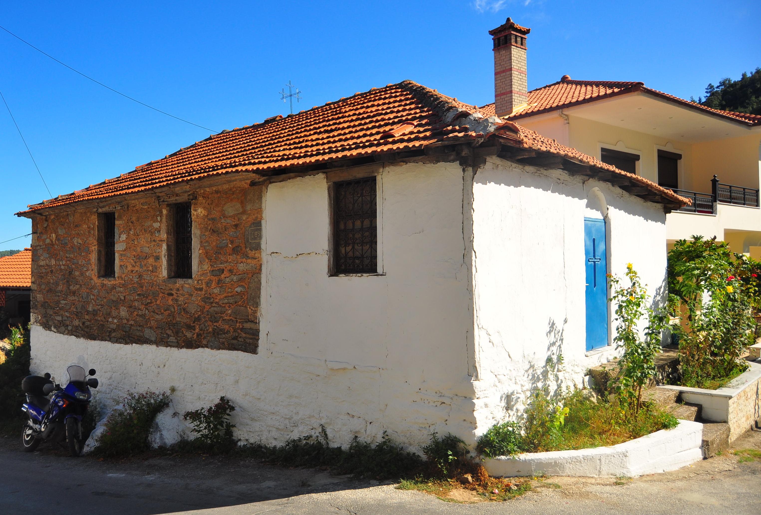 Capela Thassos