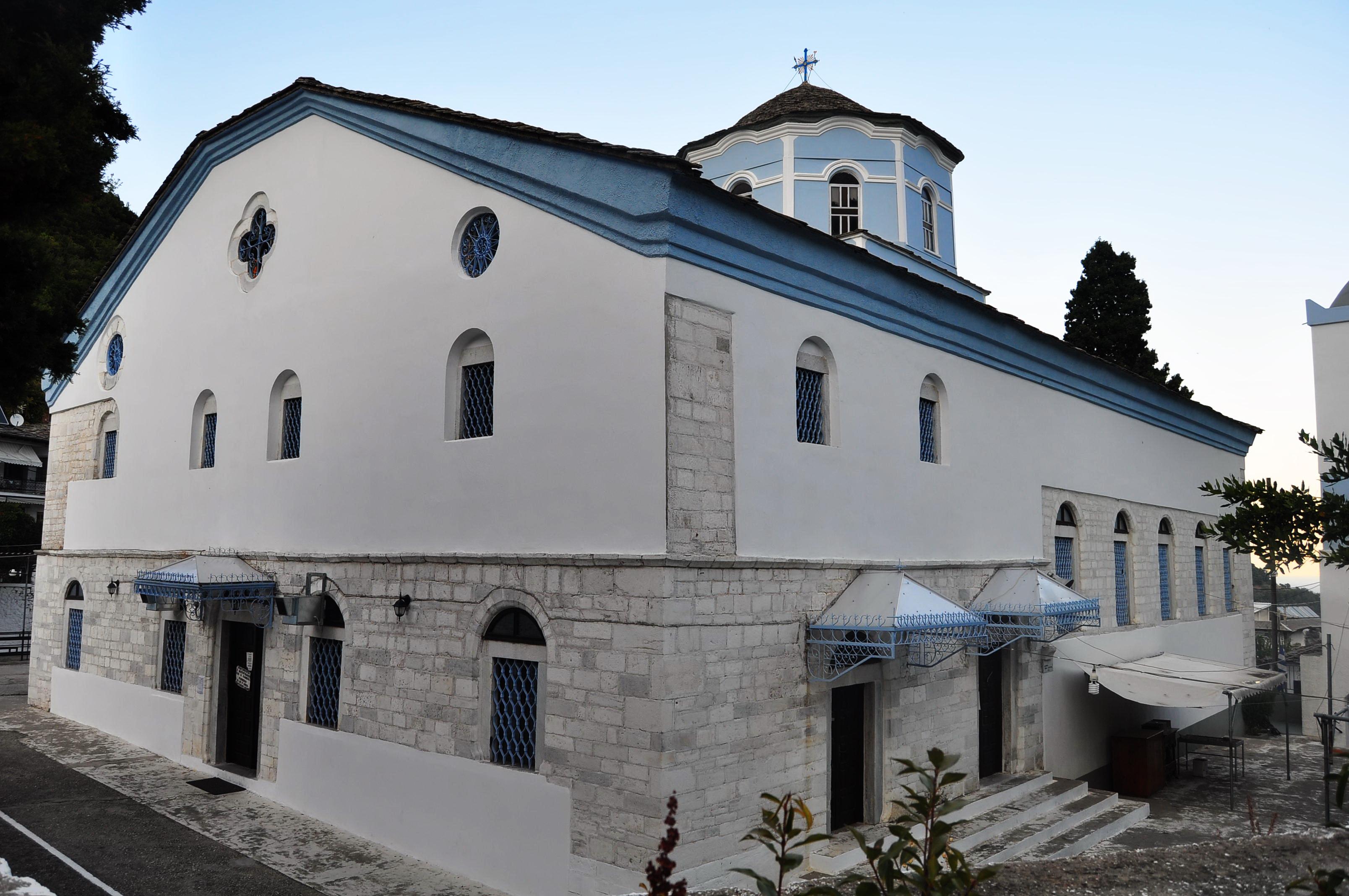 Biserica din Panagia