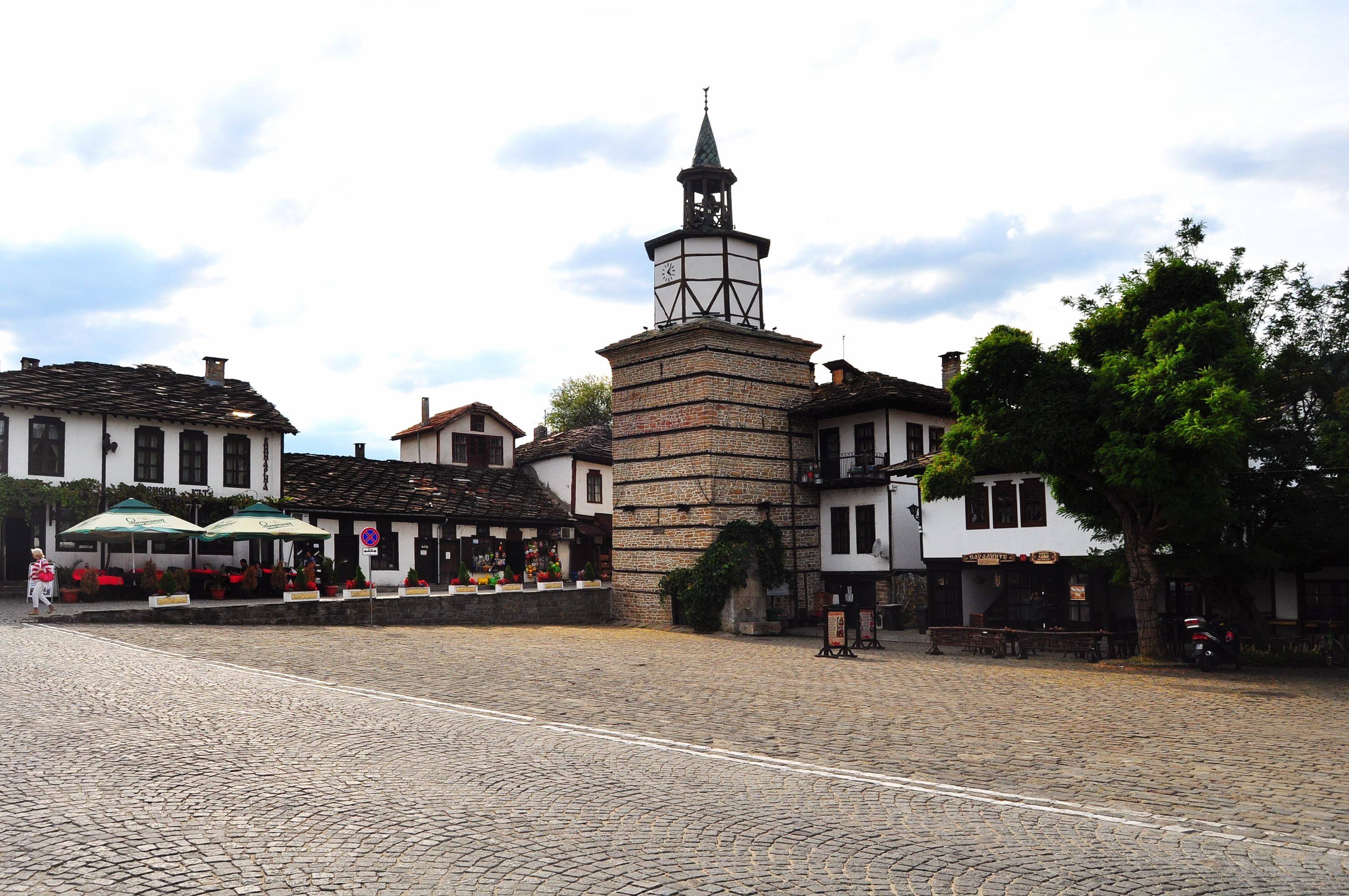 Centrul istoric. Tryavna. Bulgaria