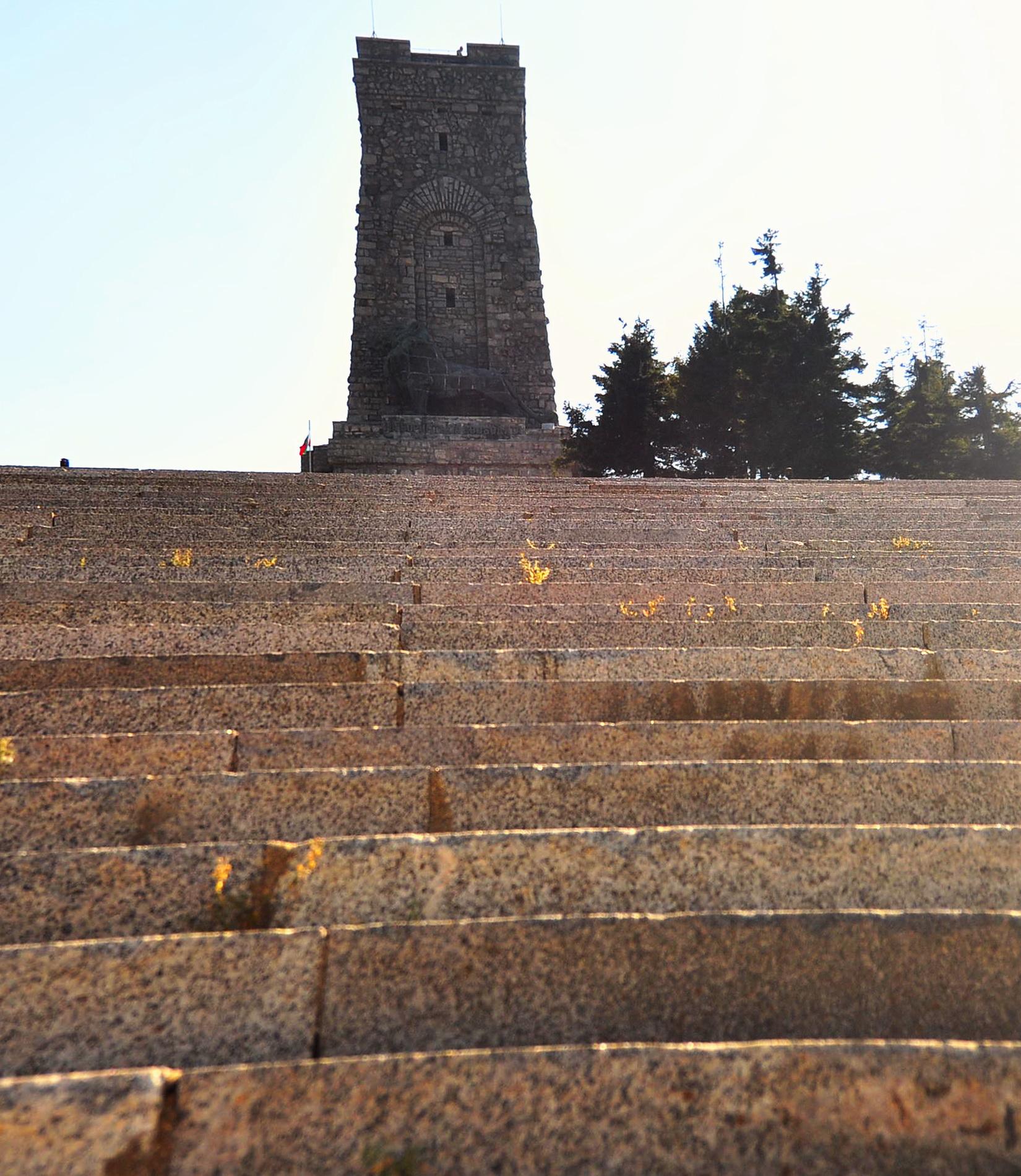 Monumentul libertăţii. Shikpa