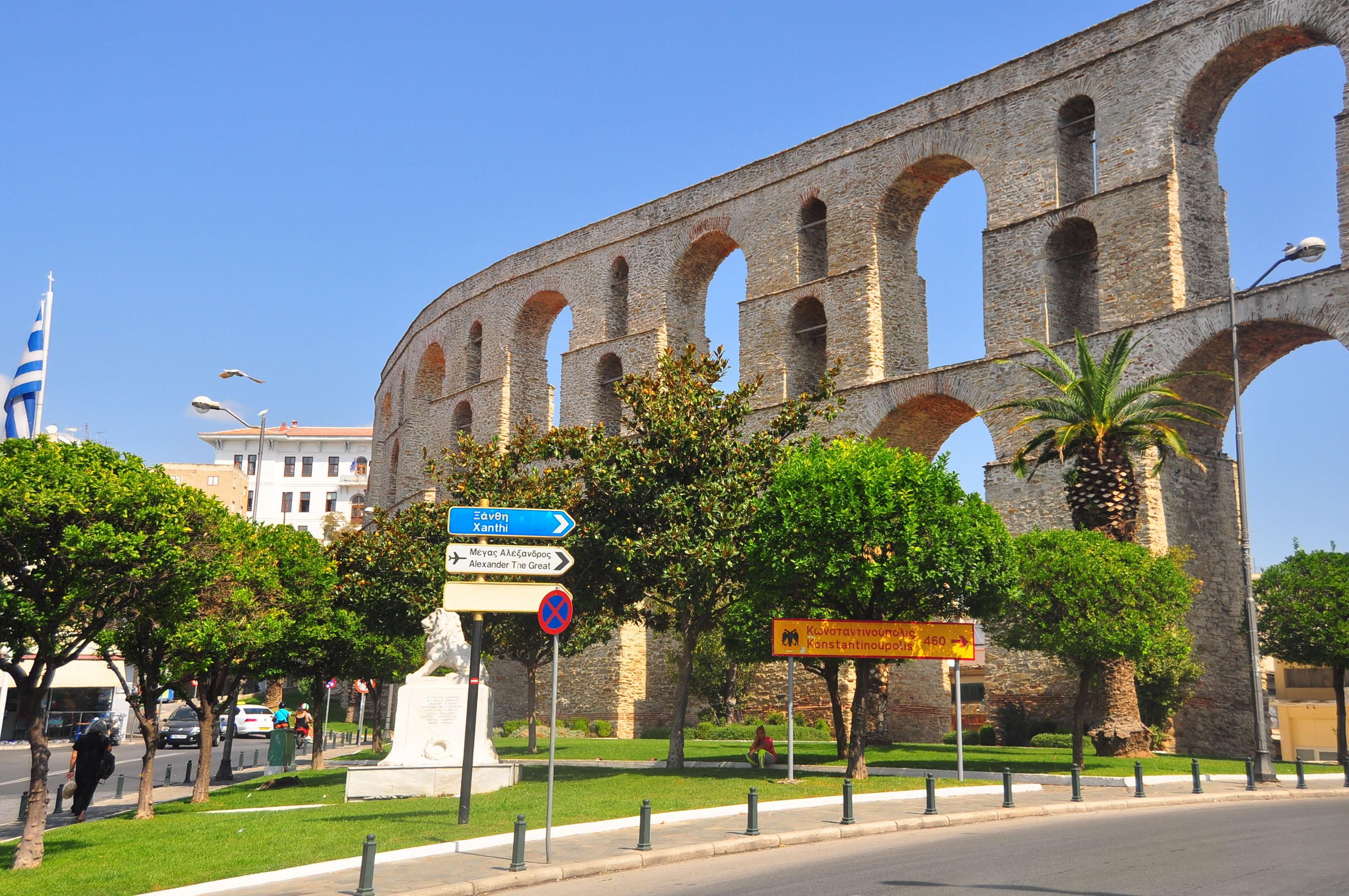Indicator rutier către Constantinopole