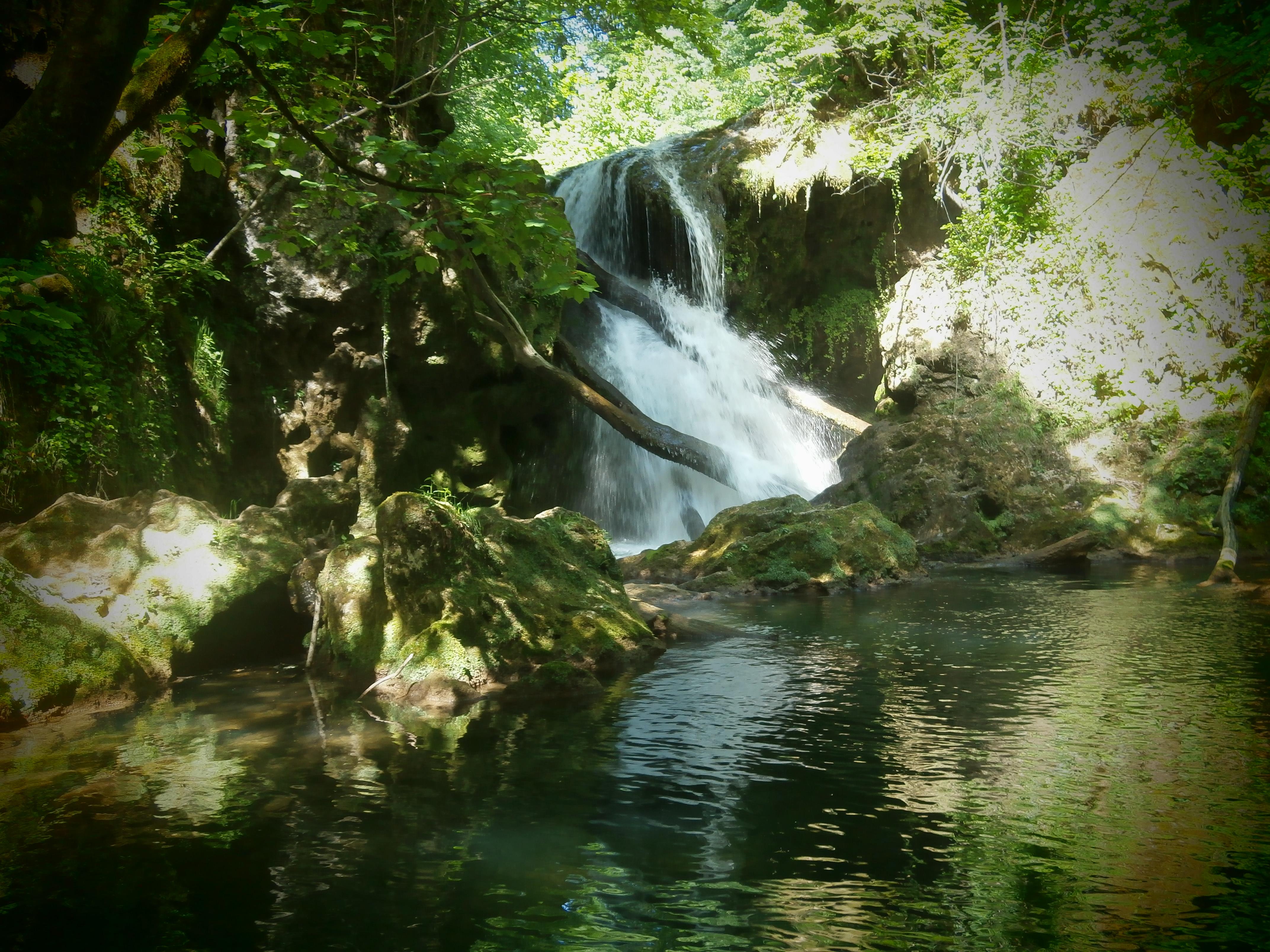 Cascada La Văioagă