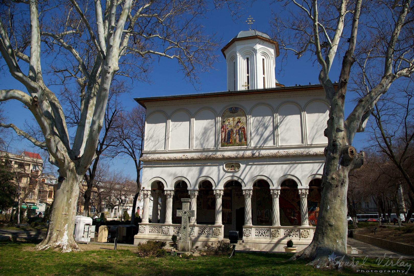 Biserica Sfântul Gheorghe cel Nou, Bucureşti via www.sfantulgheorghecelnou.ro