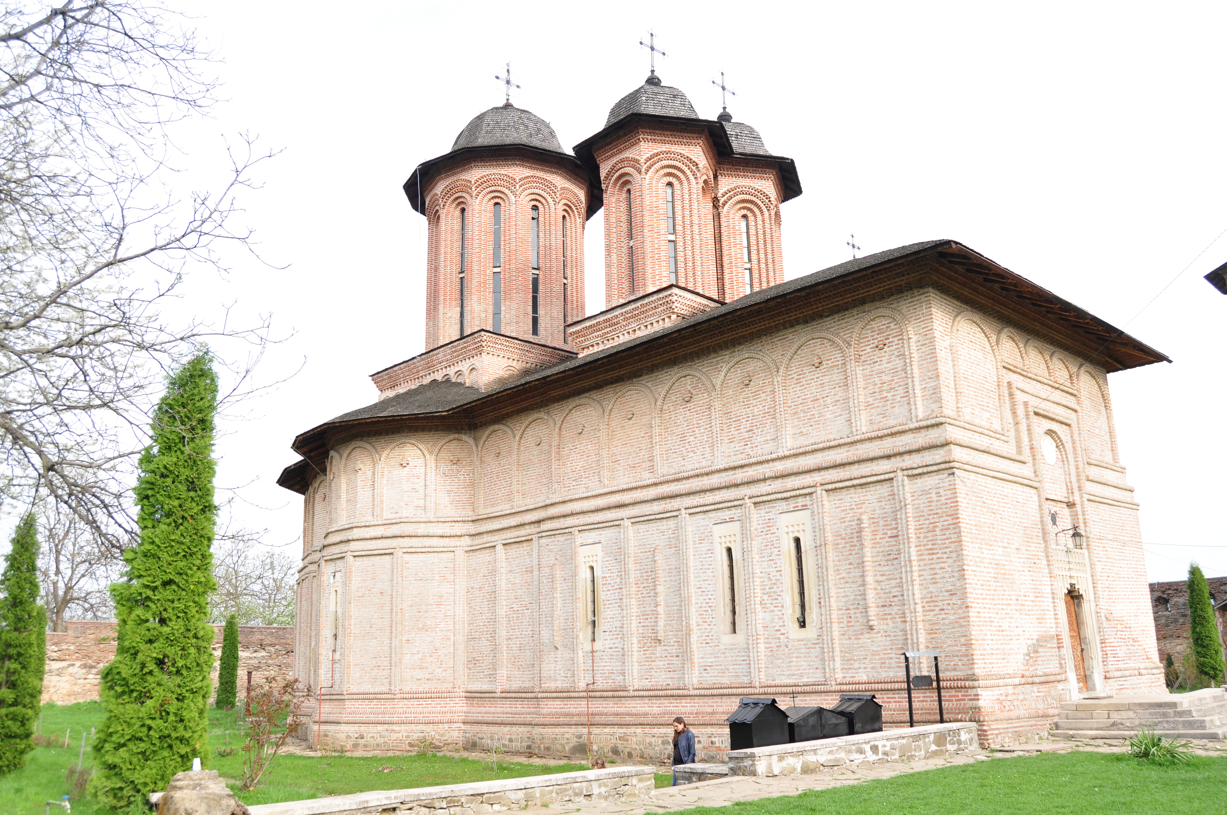 Biserica Brebu, Prahova
