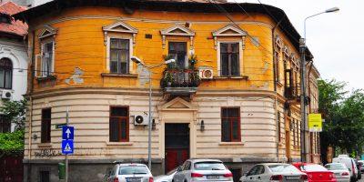 Strada Sfântul Constantin intersecţie cu Strada Gheorghe Lazăr