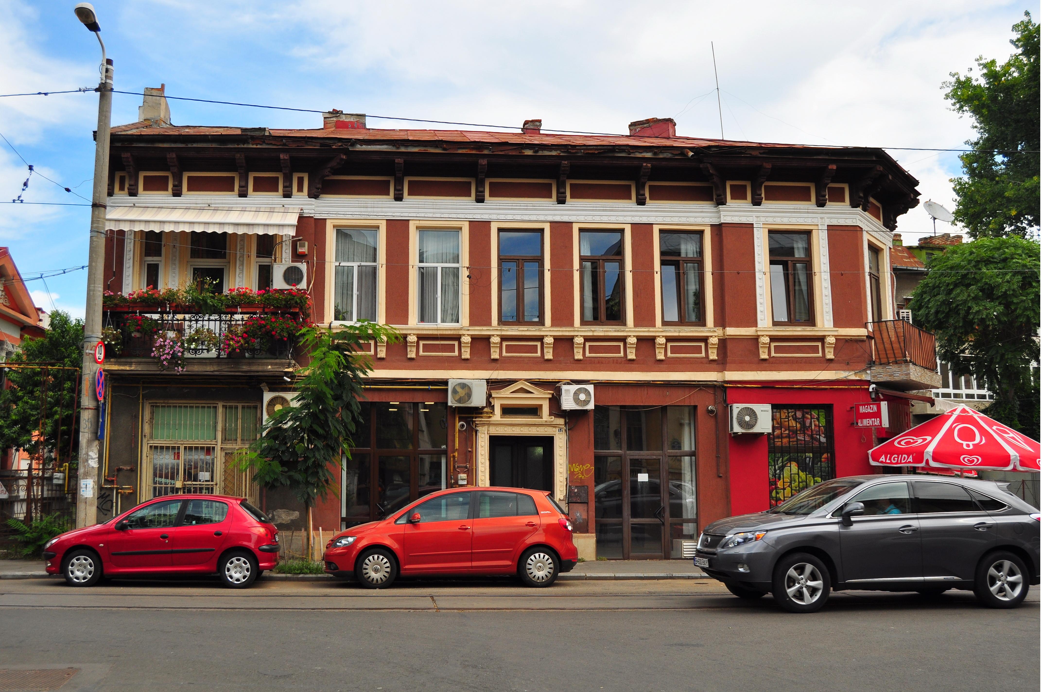 Strada Grigore Cobălcescu