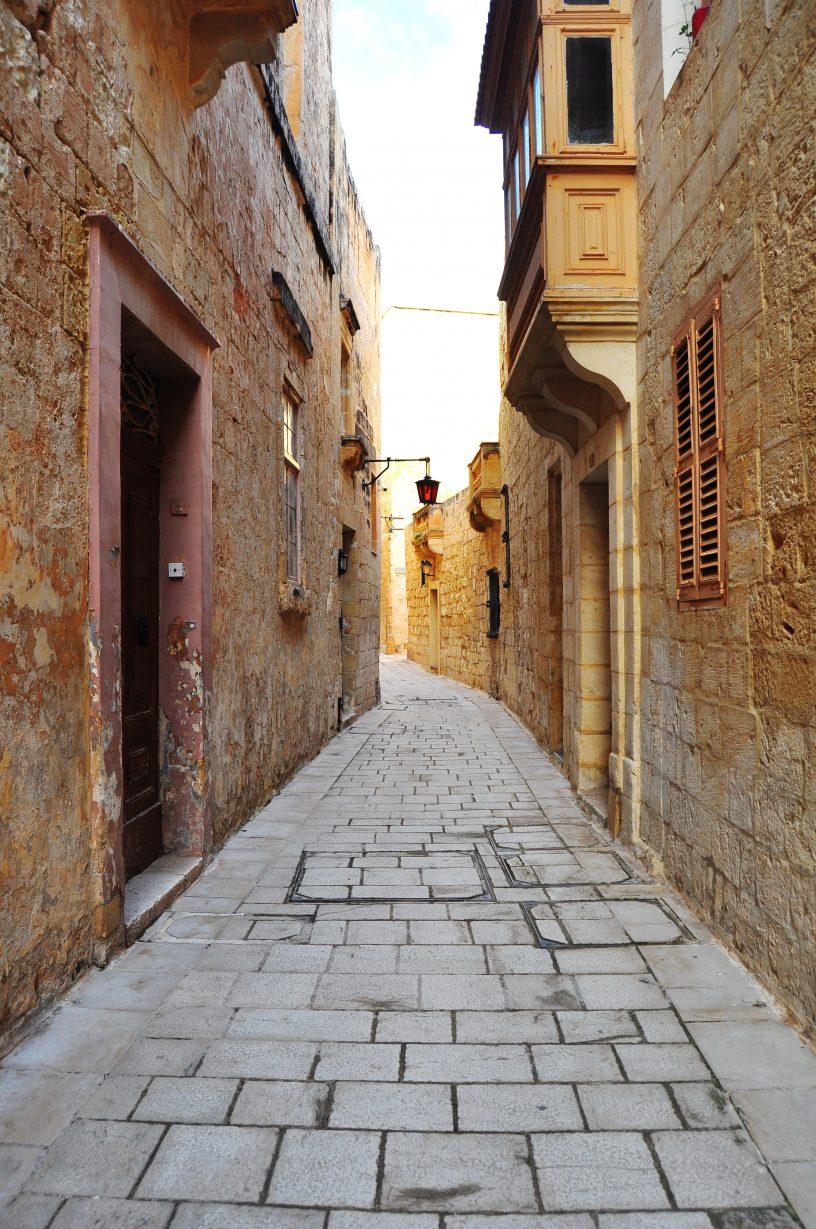 Mdina. Malta