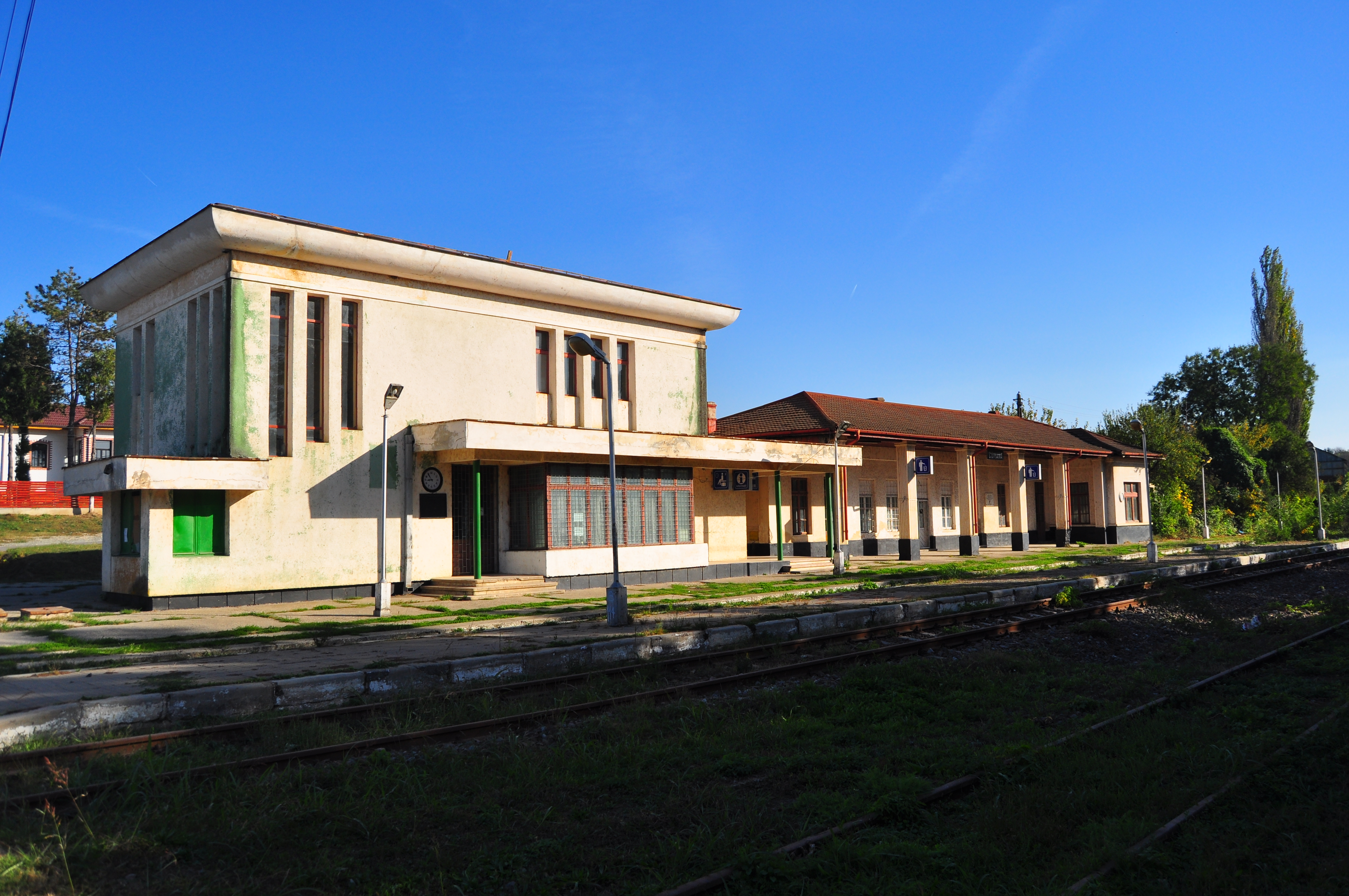 Gara Comana