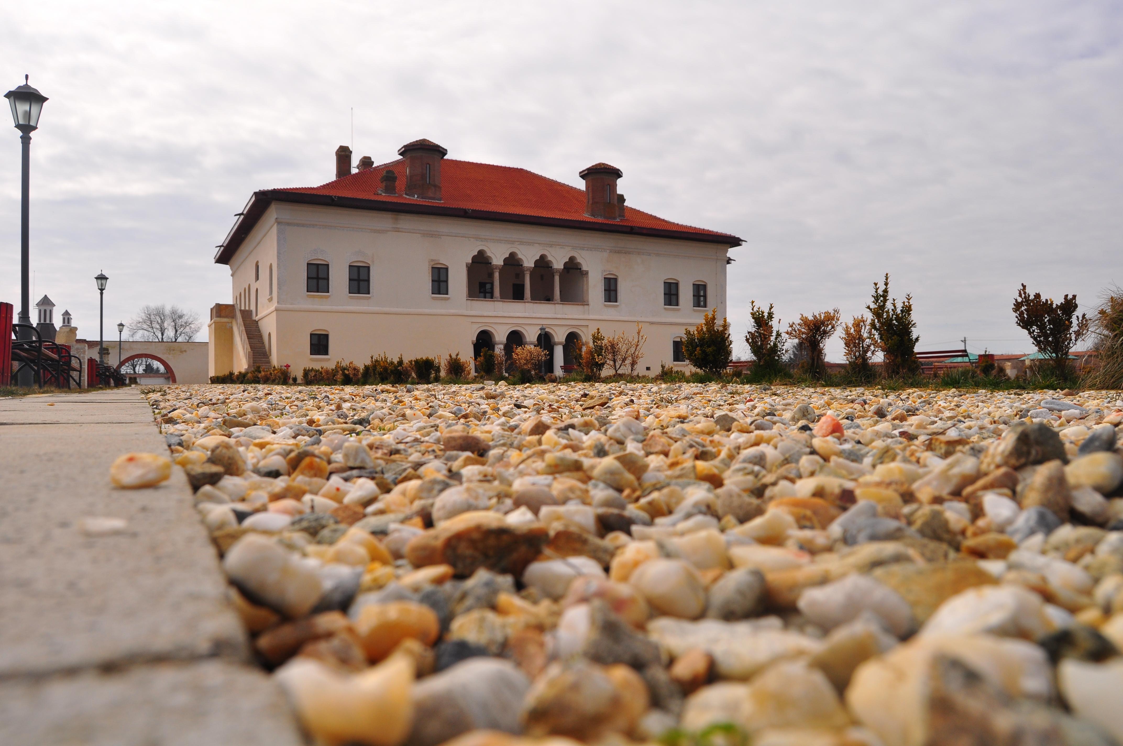 Palatul Brâncovenesc de la Potlogi, Județul Dâmbovița