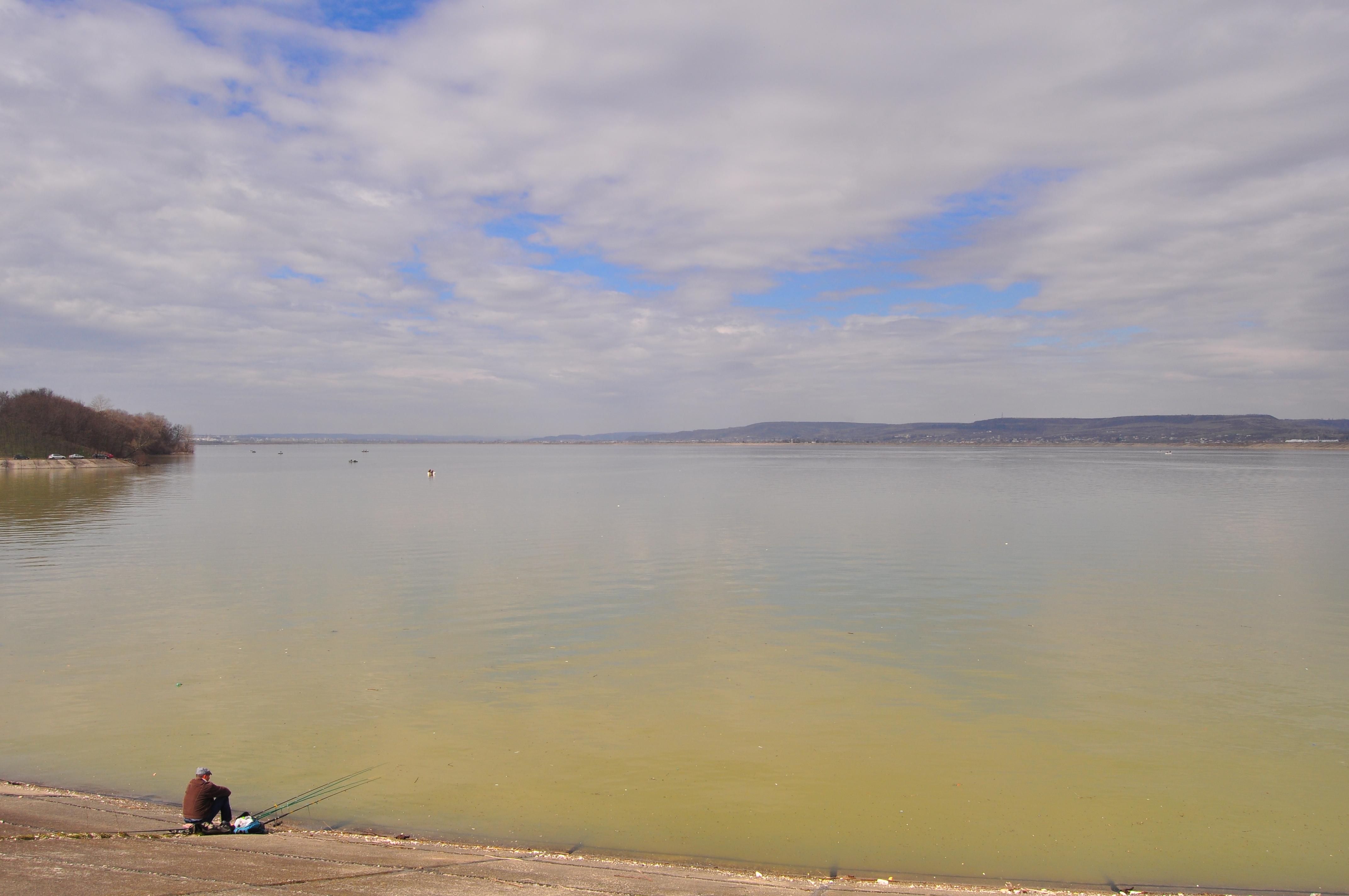 Barajul Golești, Județul Argeș