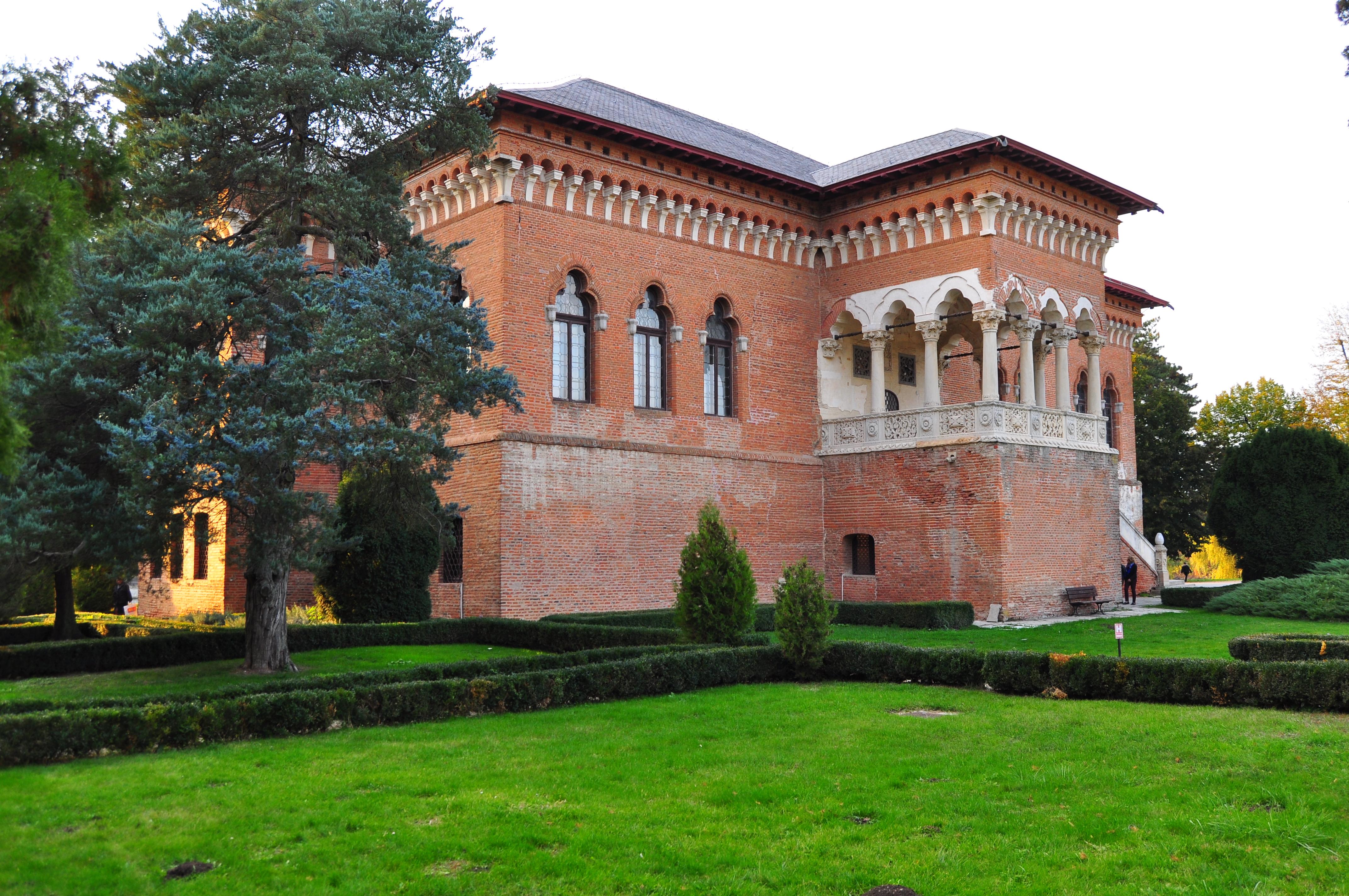 Palatul Brâncovenesc de la Mogoșoaia, Județul Ilfov