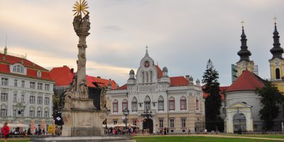 Piața Unirii - Timișoara