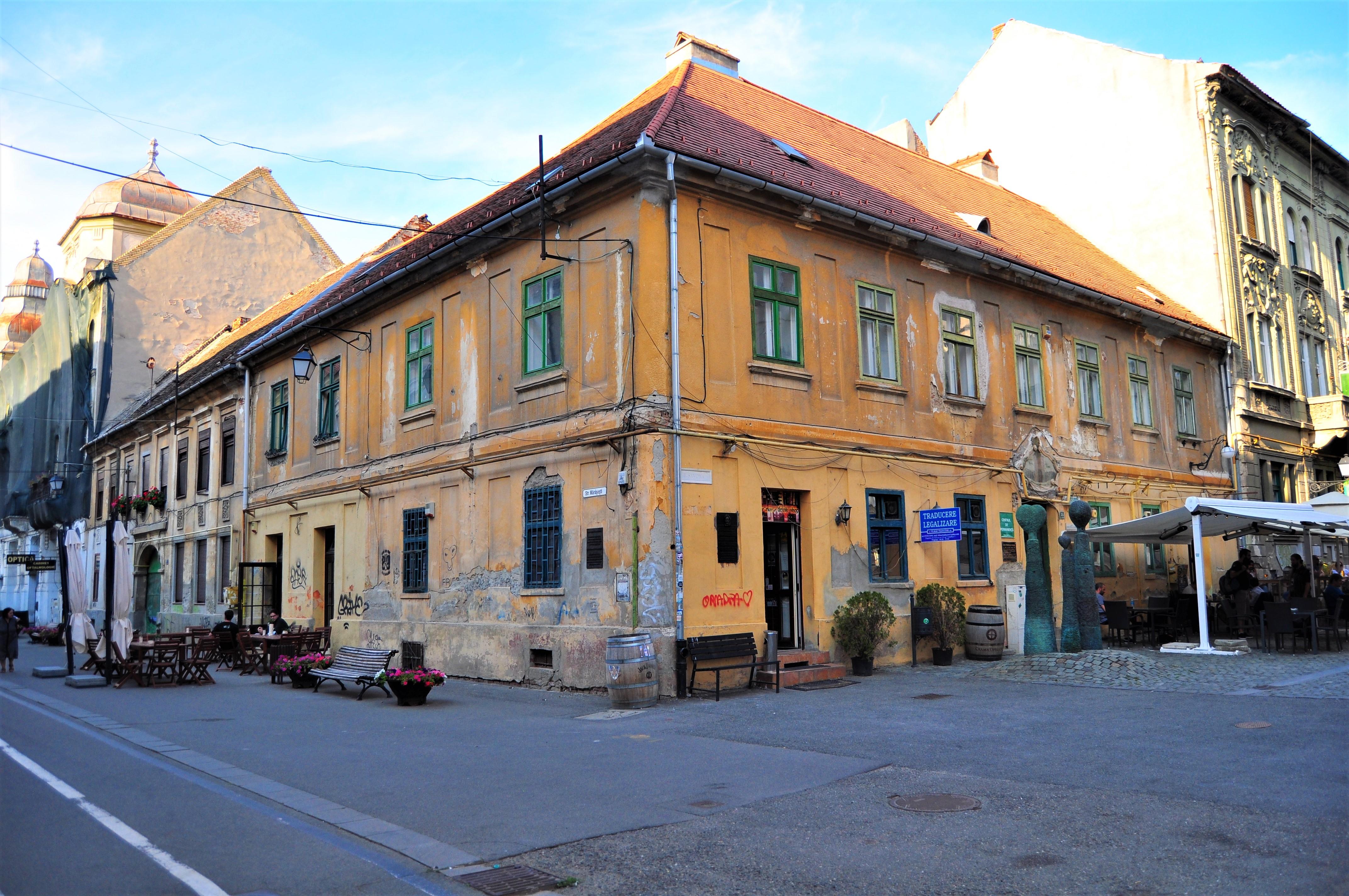 Casa Prințului Eugen. Timișoara