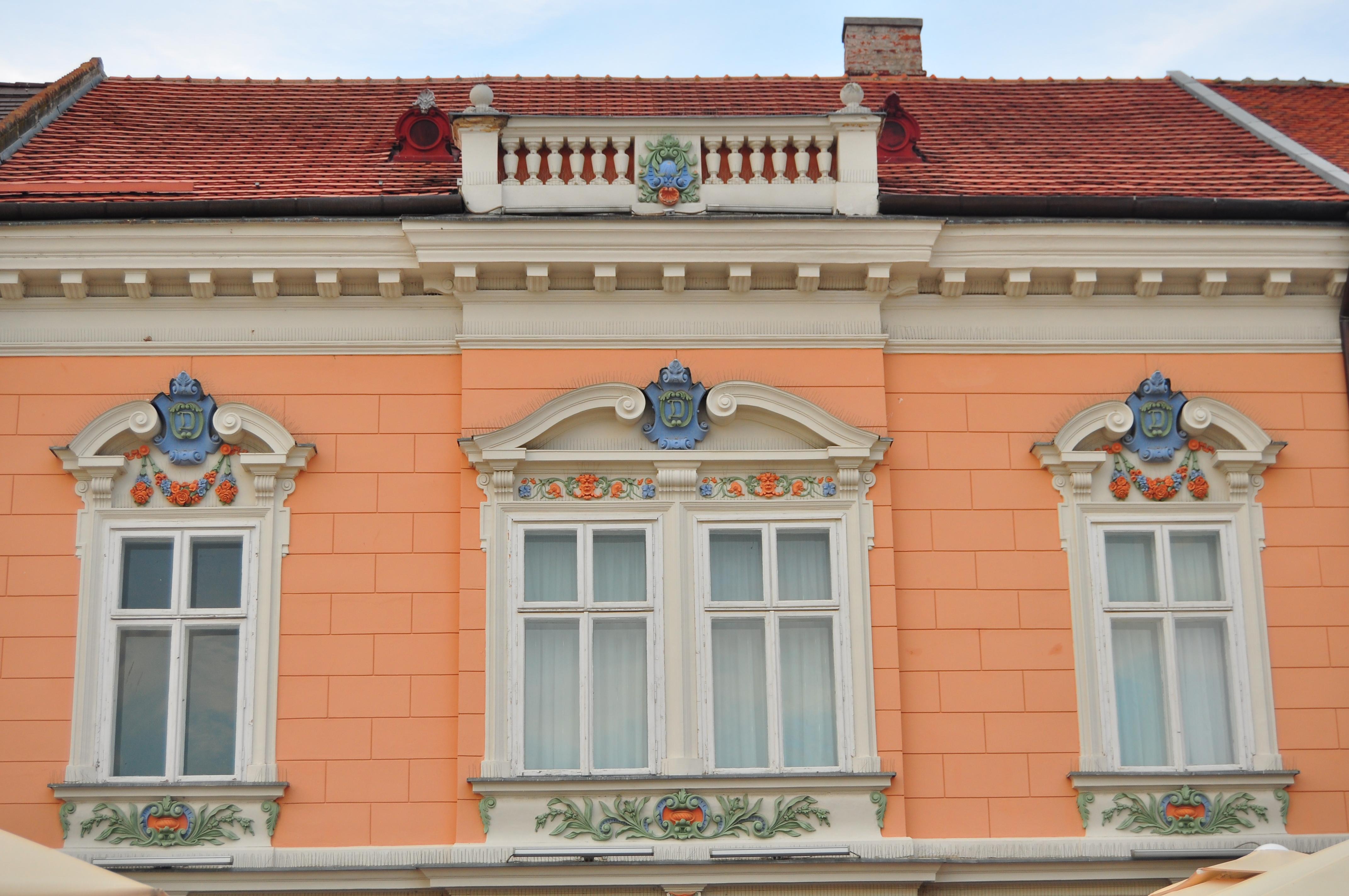 Piața Unirii. Timișoara