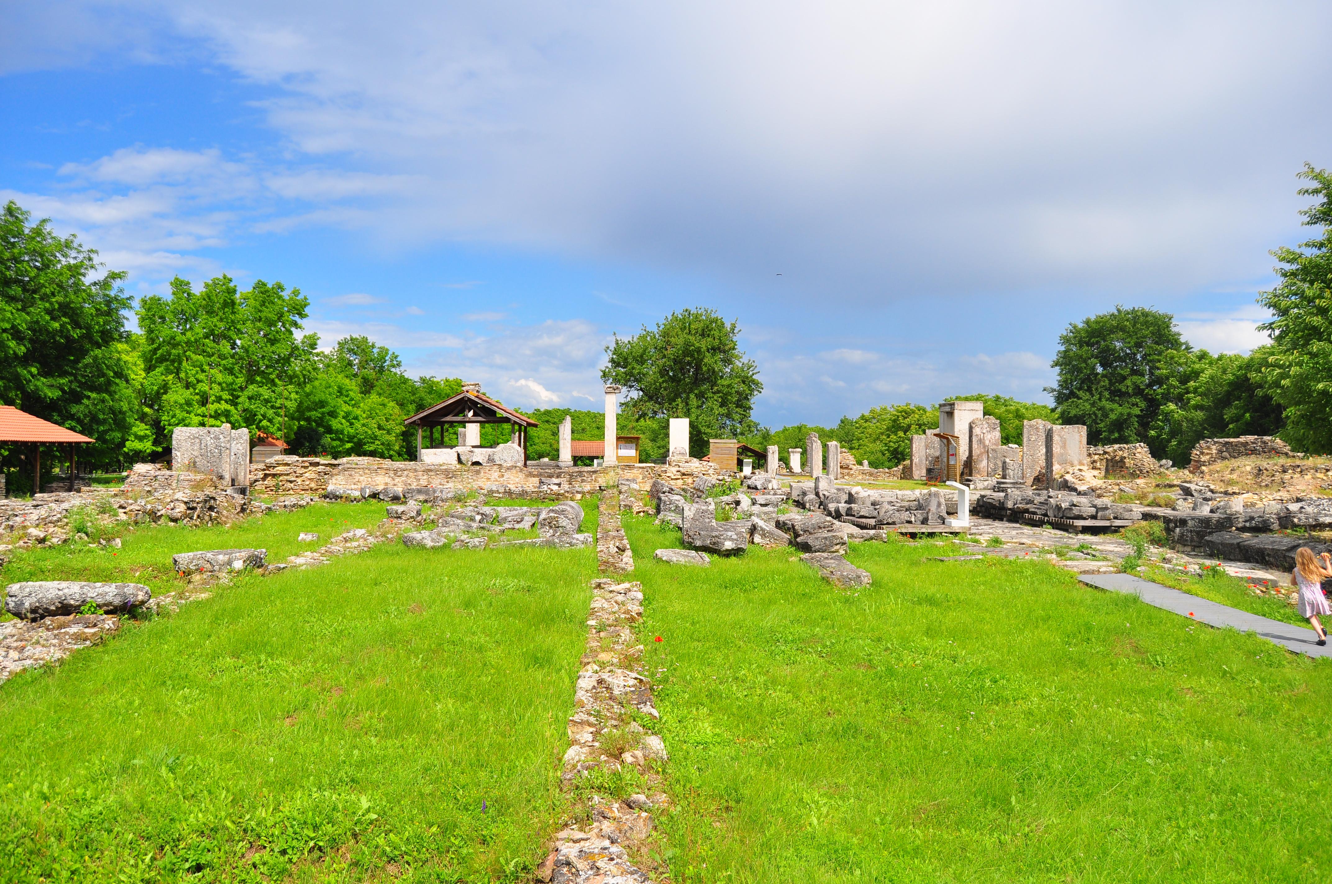 Nicopolis ad Istrum. Bulgaria